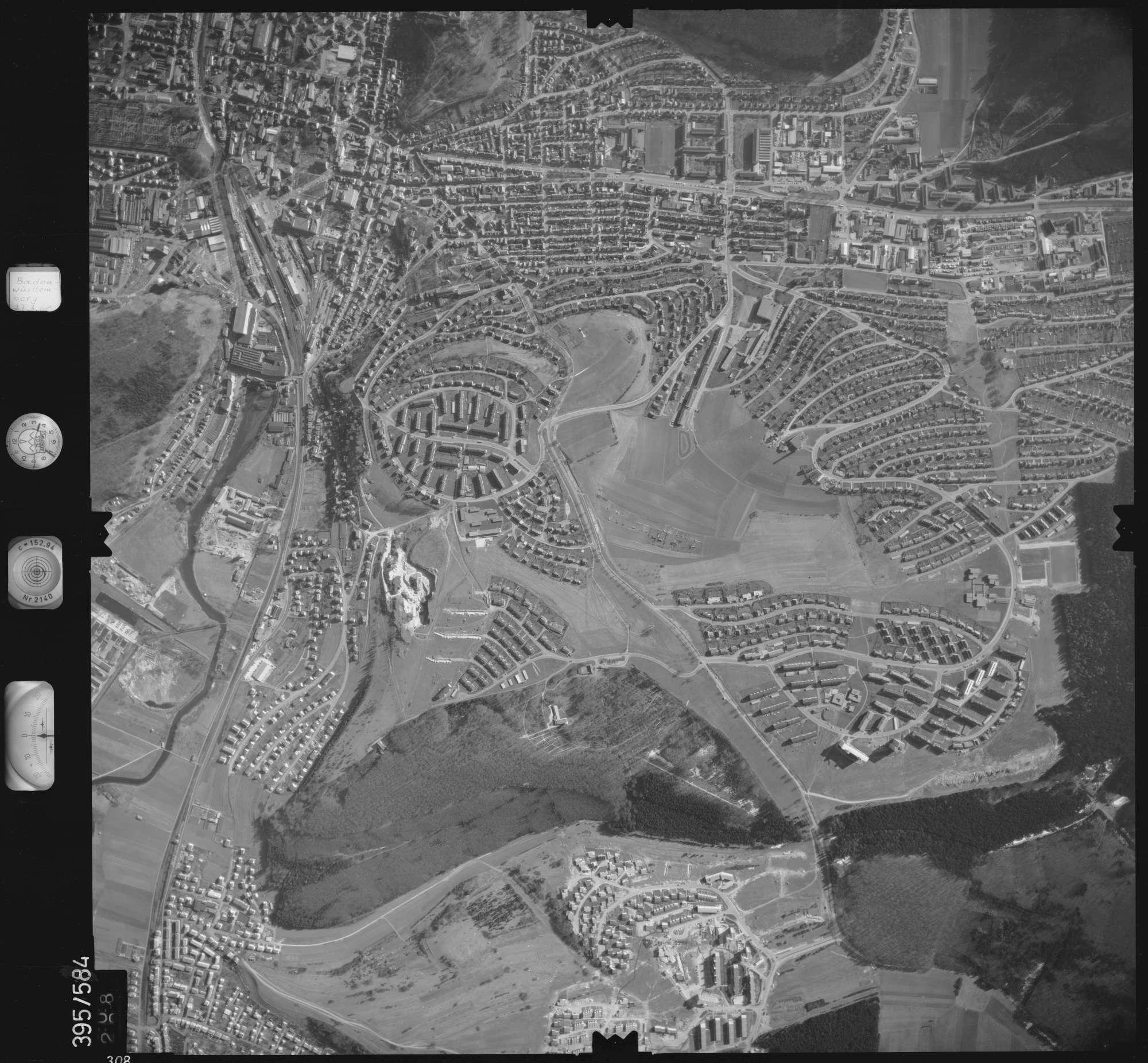 Luftbild: Film 24 Bildnr. 308, Bild 1