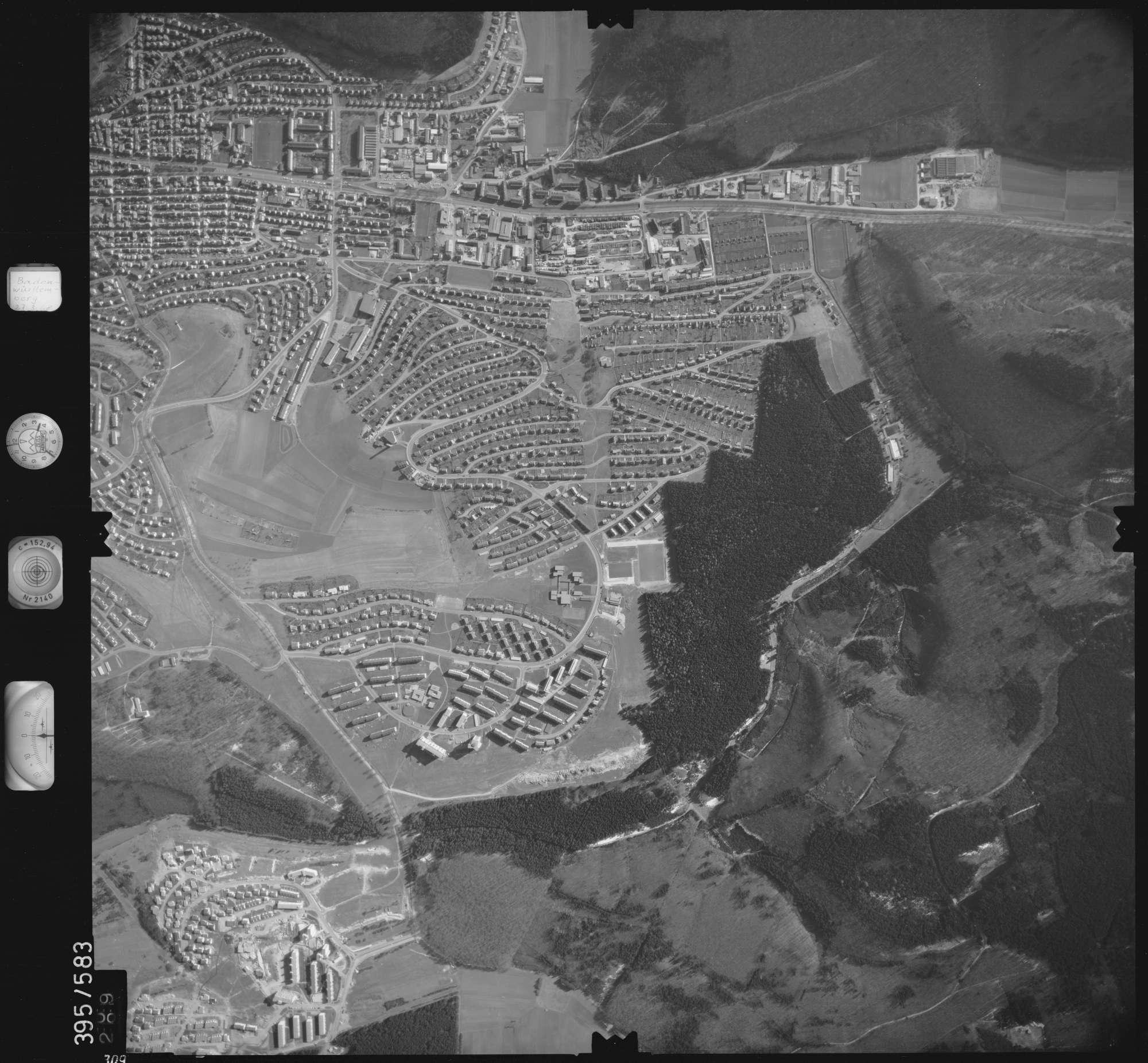 Luftbild: Film 24 Bildnr. 309, Bild 1