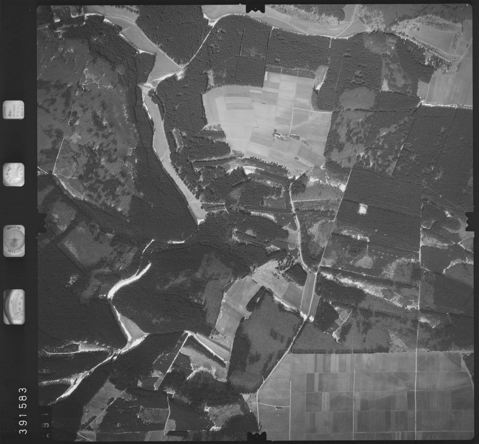 Luftbild: Film 22 Bildnr. 91, Bild 1