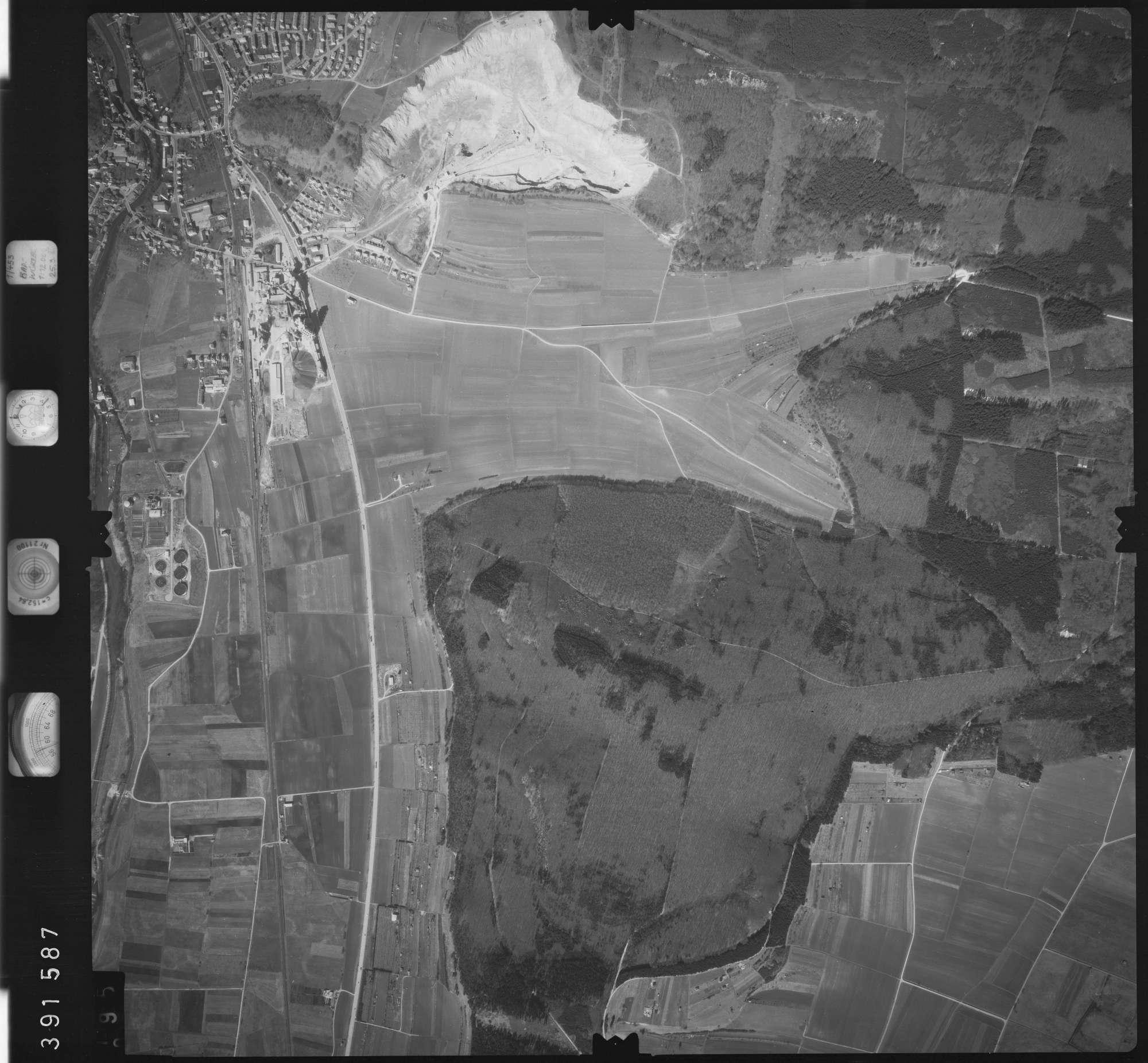 Luftbild: Film 22 Bildnr. 95, Bild 1