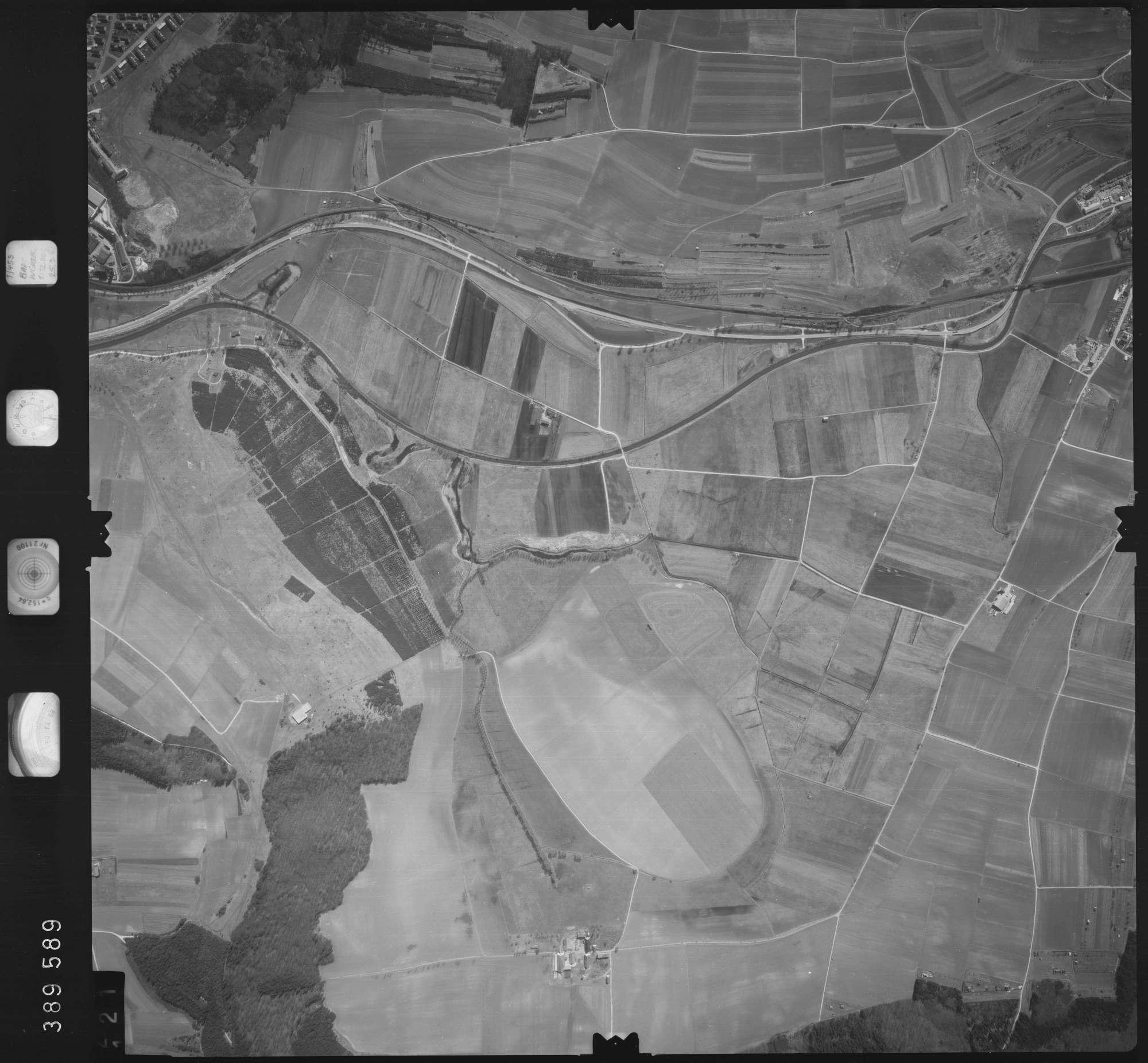 Luftbild: Film 22 Bildnr. 121, Bild 1