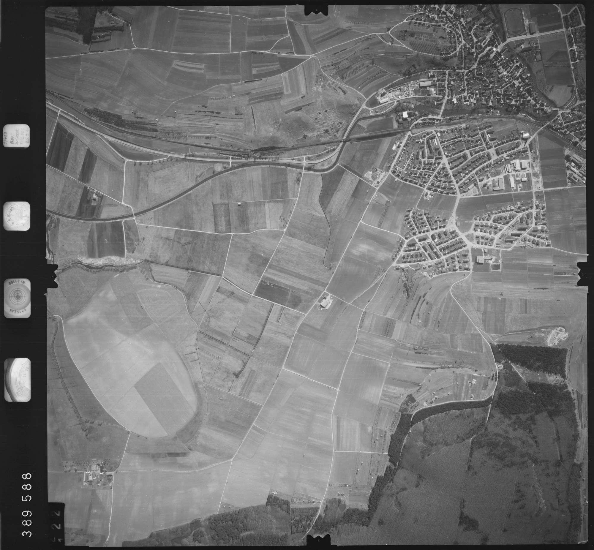 Luftbild: Film 22 Bildnr. 122, Bild 1