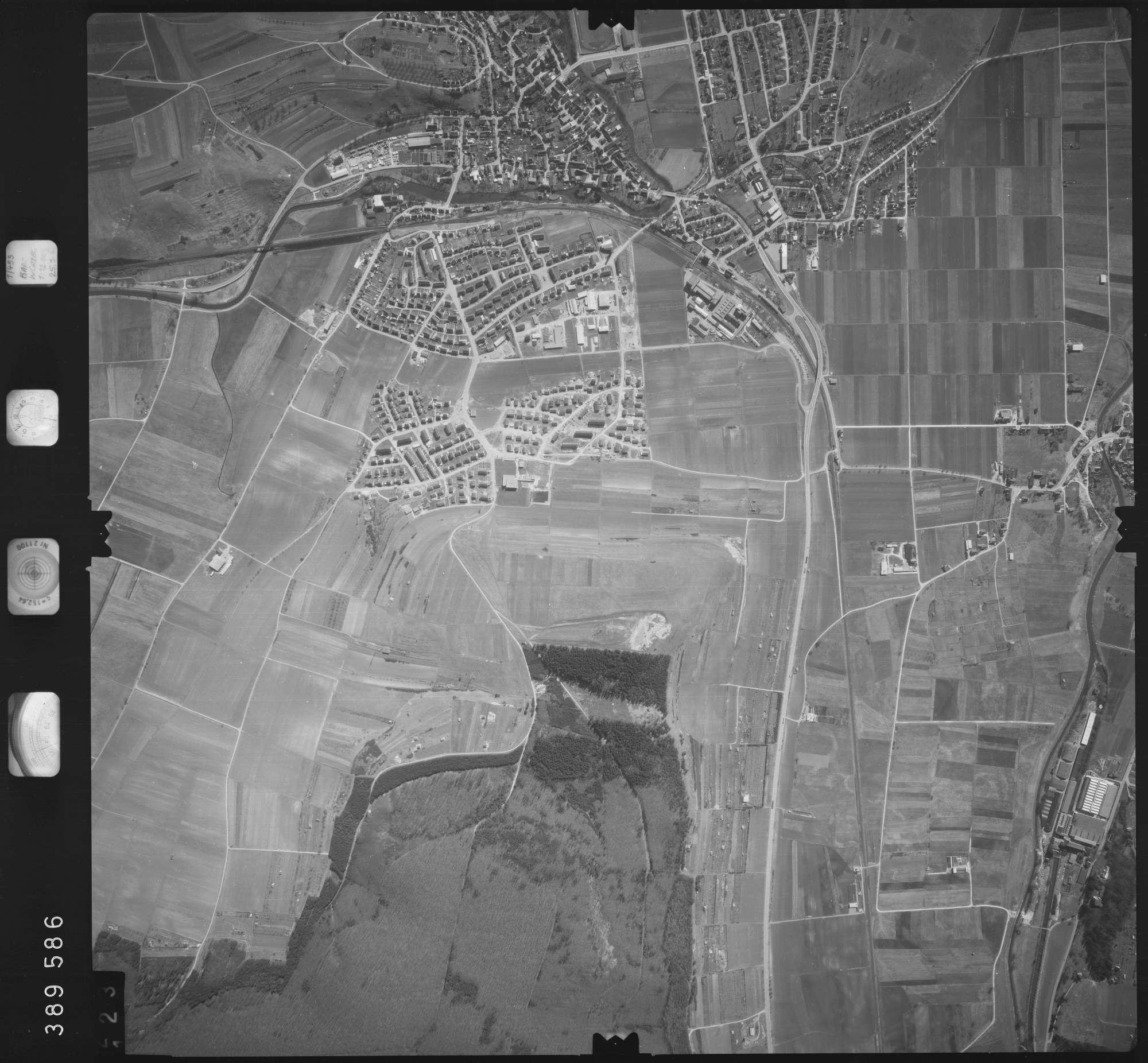 Luftbild: Film 22 Bildnr. 123, Bild 1