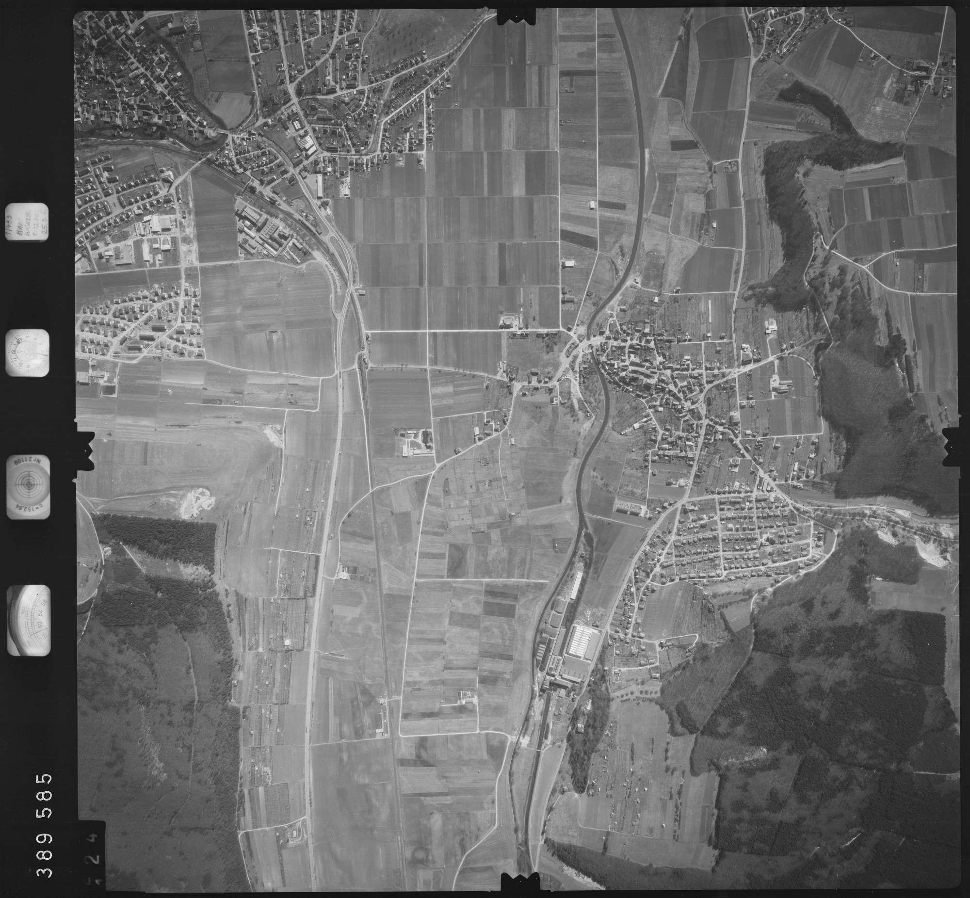 Luftbild: Film 22 Bildnr. 124, Bild 1