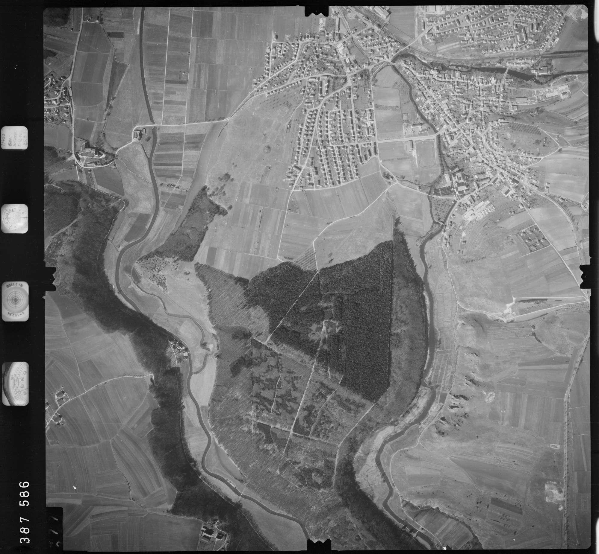Luftbild: Film 23 Bildnr. 376, Bild 1