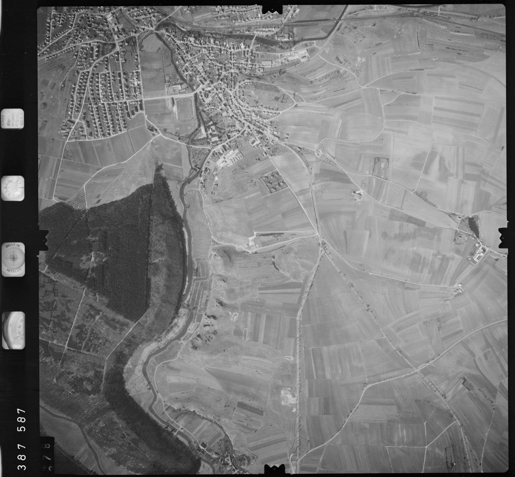 Luftbild: Film 23 Bildnr. 377, Bild 1