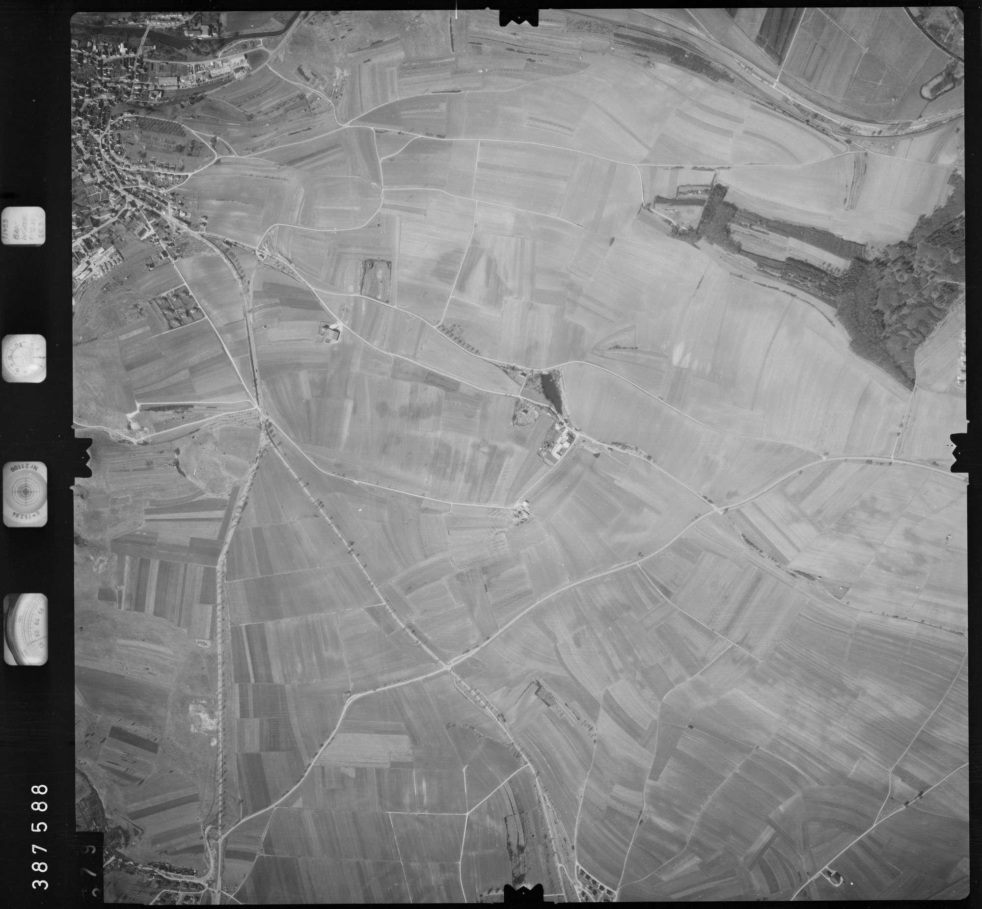 Luftbild: Film 23 Bildnr. 378, Bild 1