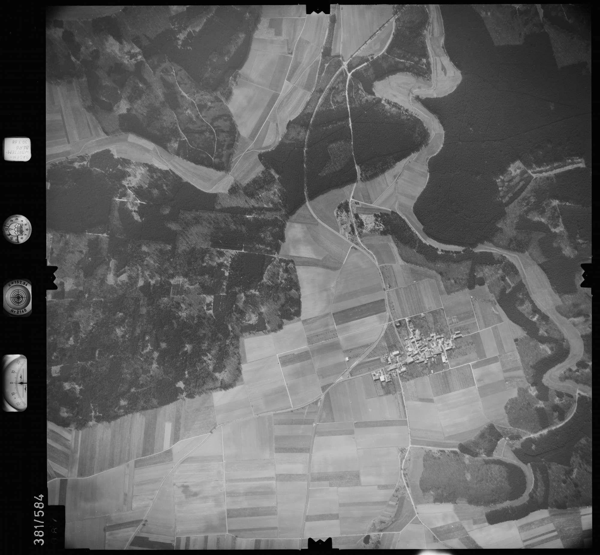 Luftbild: Film 27 Bildnr. 87, Bild 1