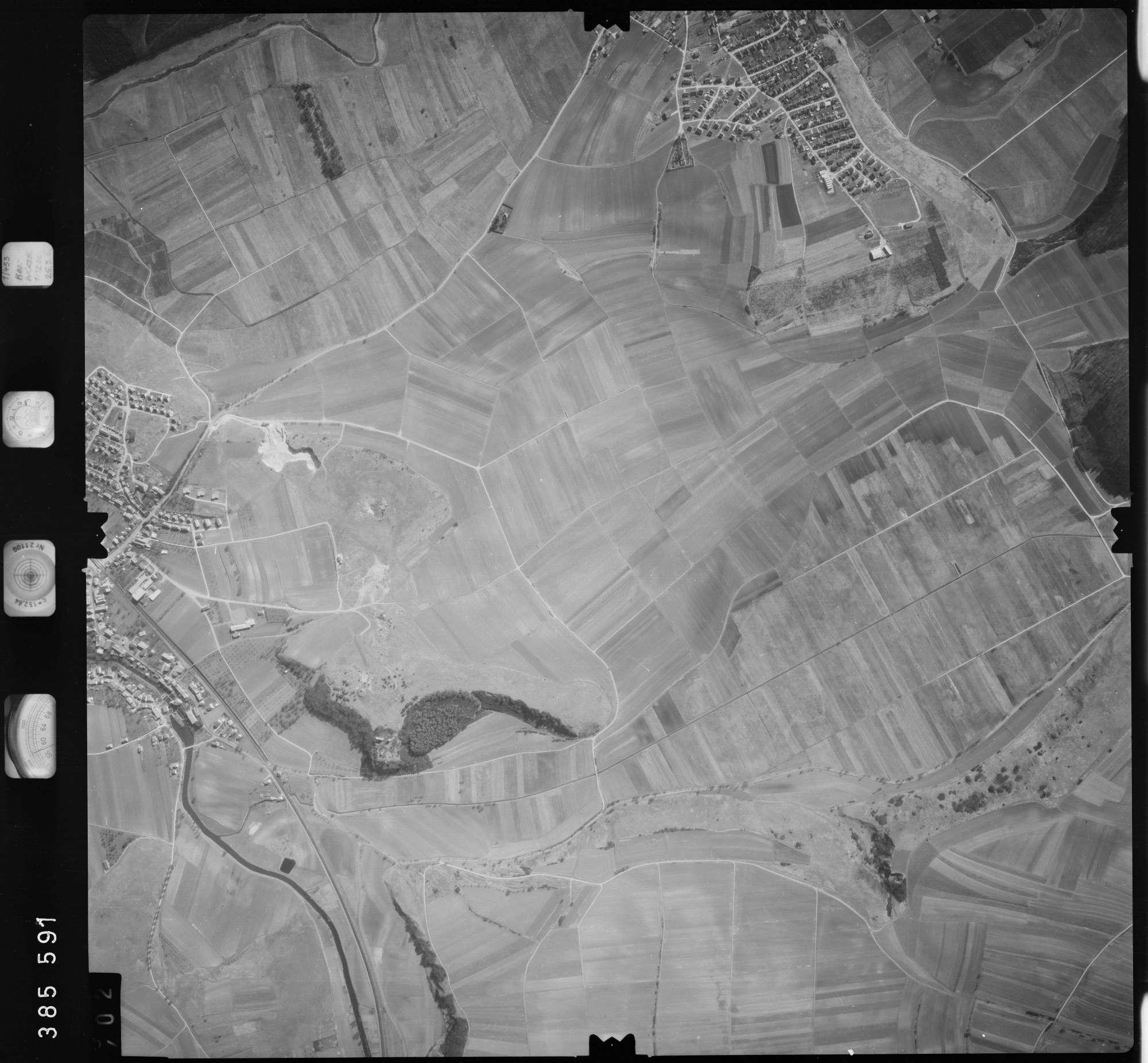 Luftbild: Film 23 Bildnr. 401, Bild 1