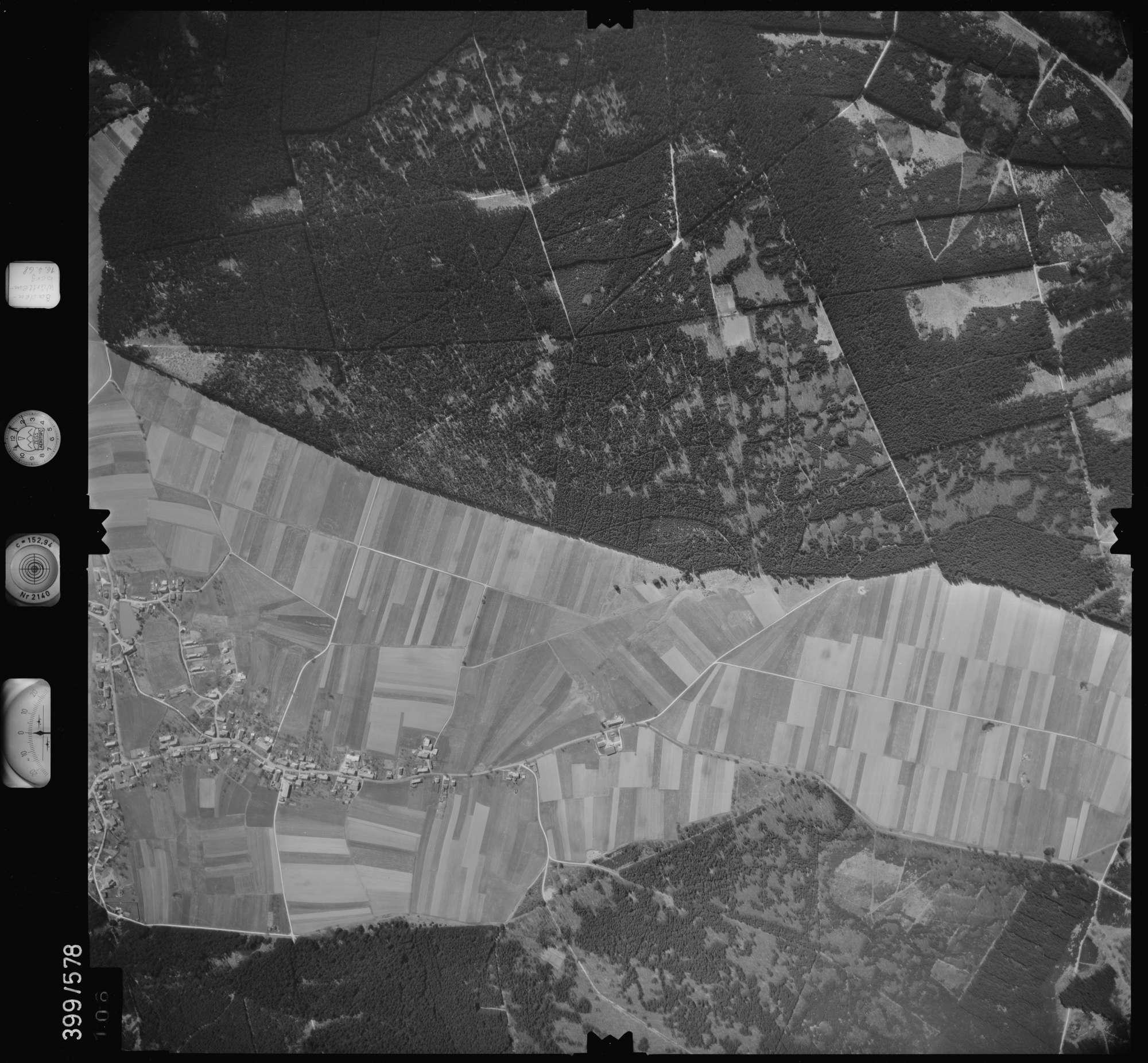 Luftbild: Film 32 Bildnr. 106, Bild 1