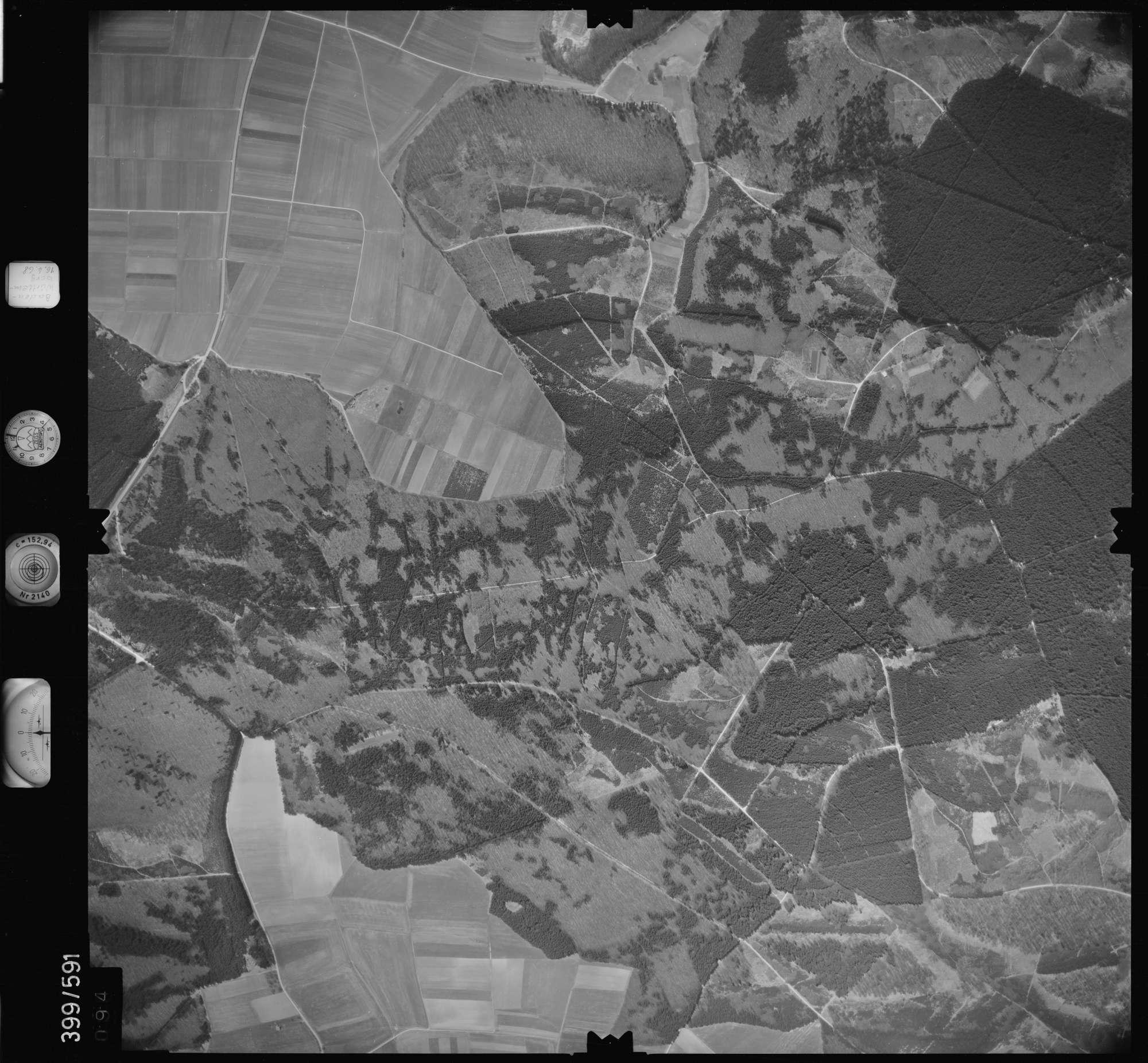 Luftbild: Film 32 Bildnr. 94, Bild 1