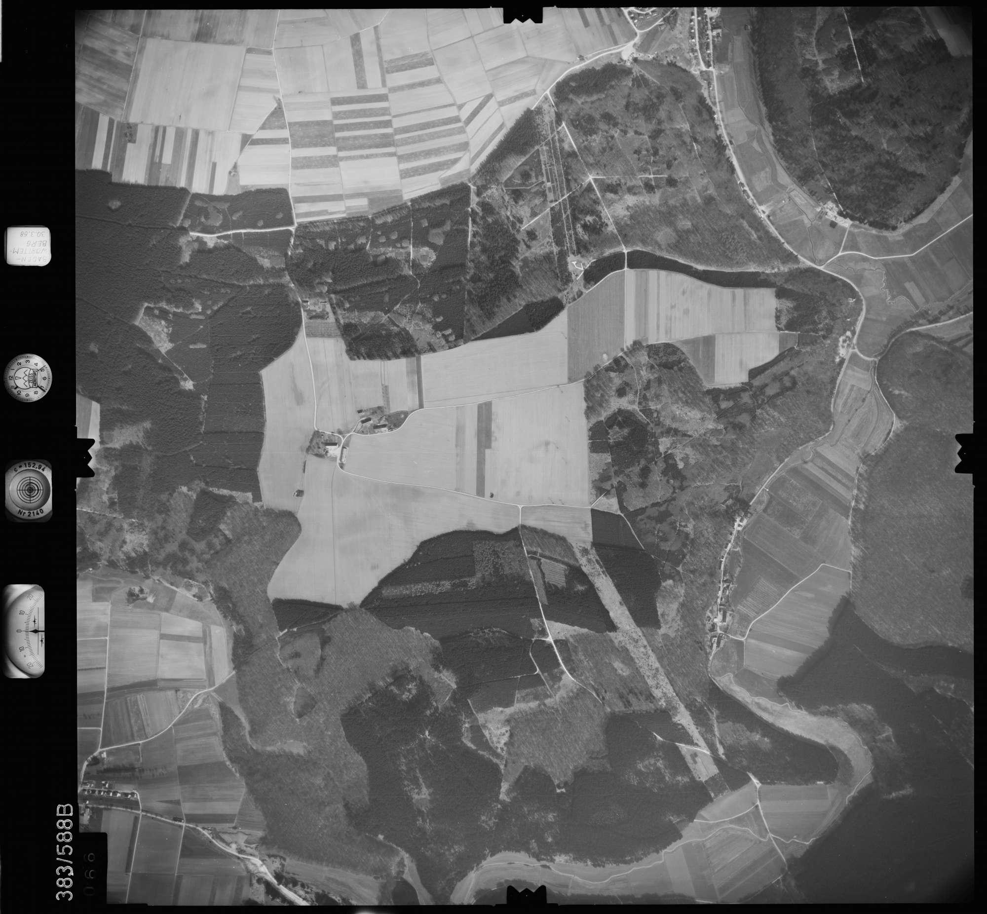 Luftbild: Film 27 Bildnr. 66, Bild 1