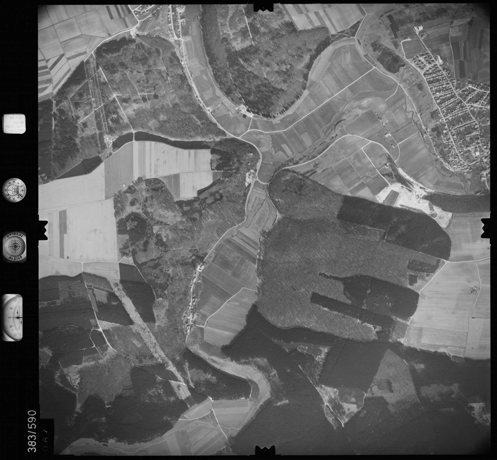 Luftbild: Film 27 Bildnr. 67, Bild 1