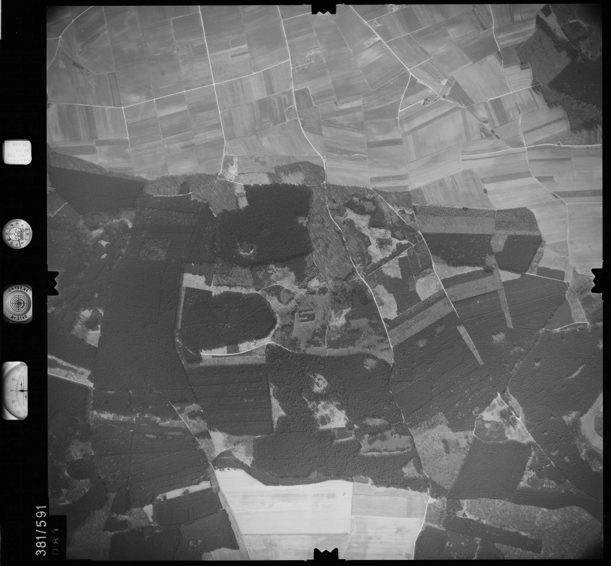 Luftbild: Film 27 Bildnr. 81, Bild 1