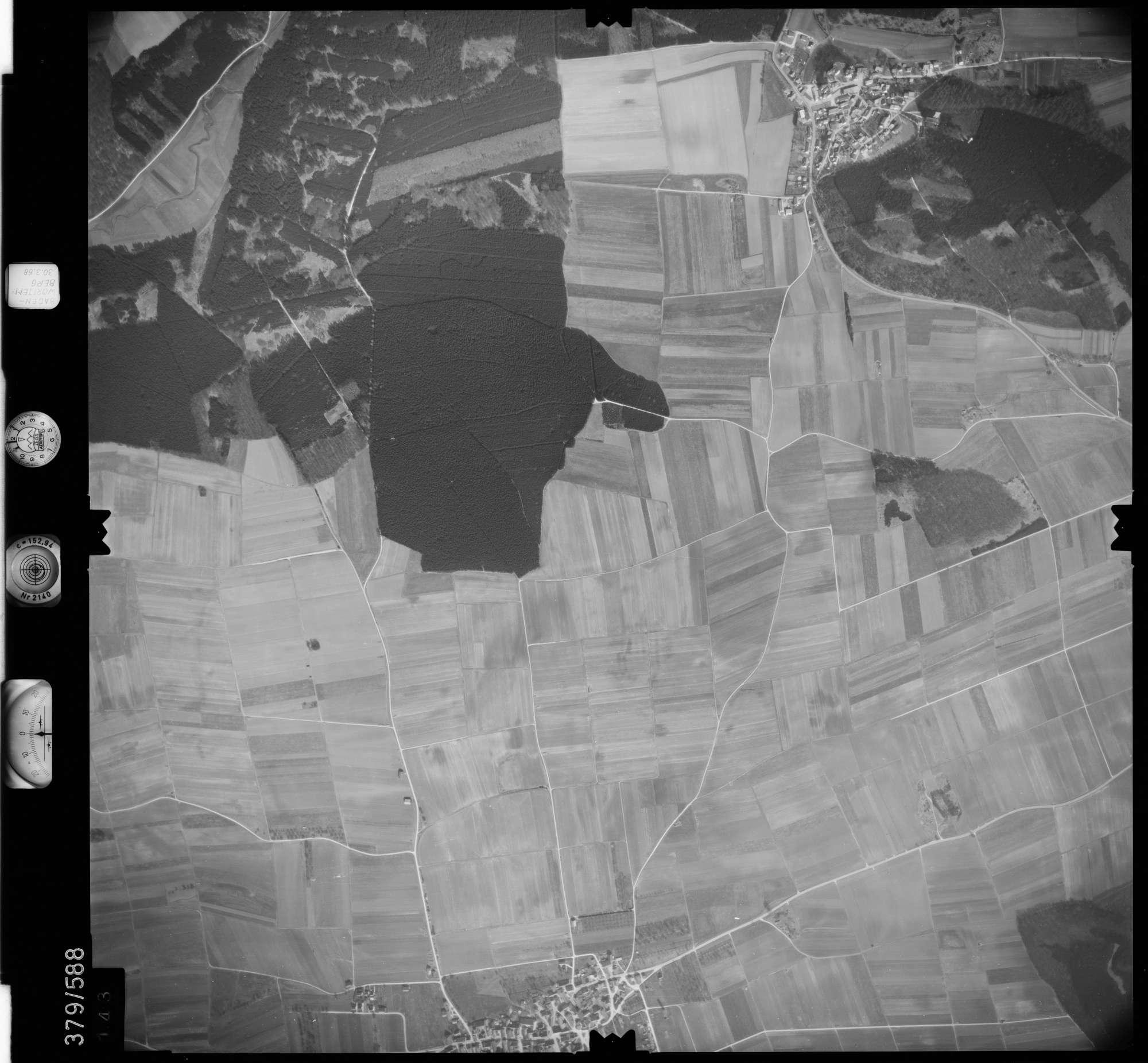 Luftbild: Film 27 Bildnr. 143, Bild 1