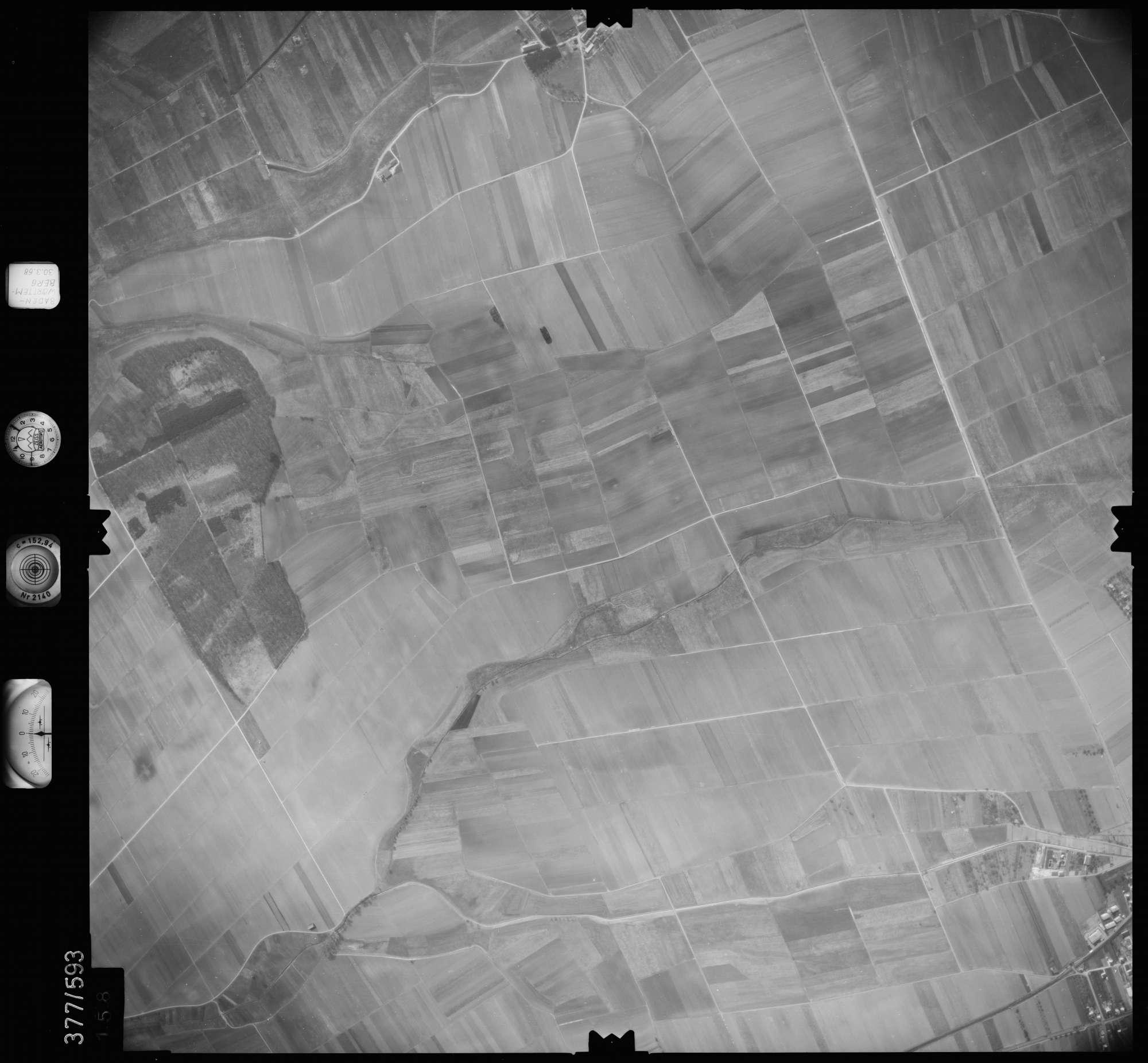 Luftbild: Film 27 Bildnr. 158, Bild 1