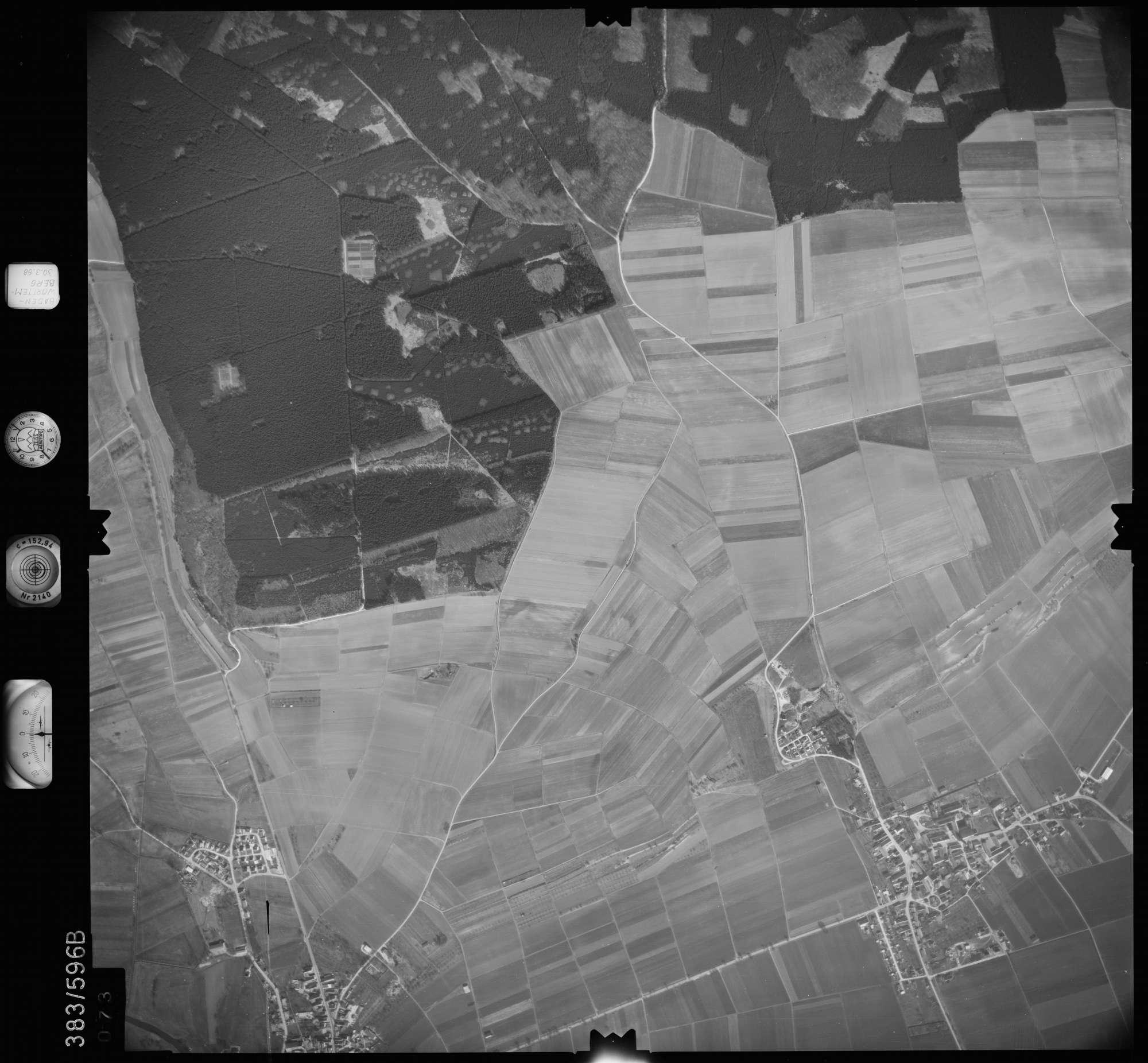 Luftbild: Film 27 Bildnr. 73, Bild 1