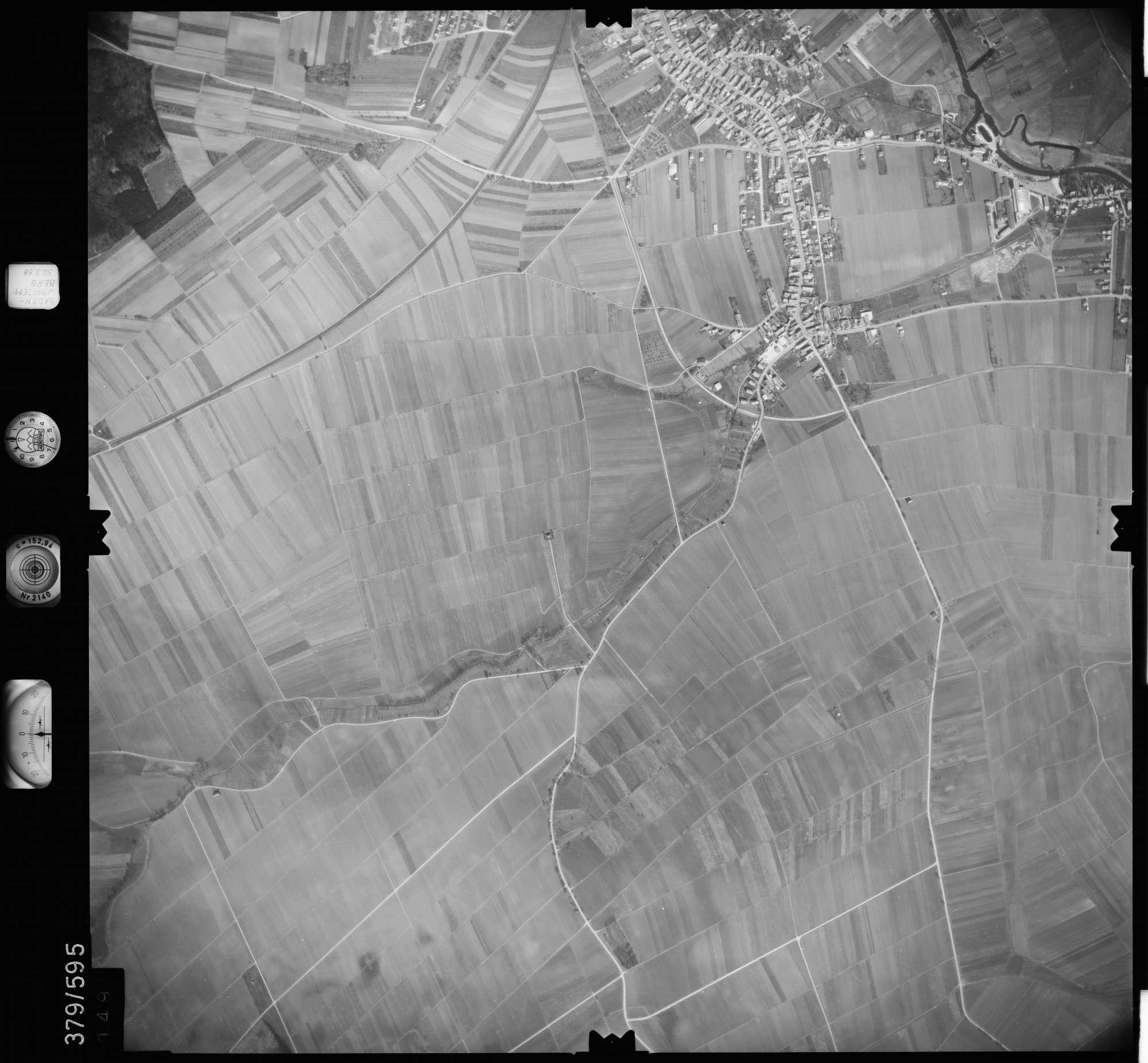 Luftbild: Film 27 Bildnr. 149, Bild 1