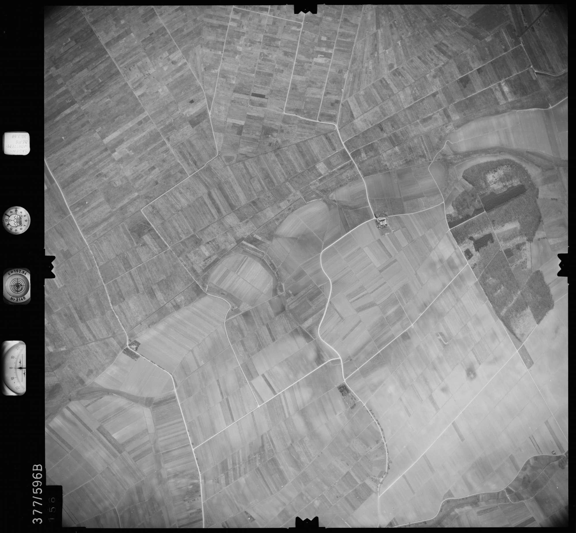 Luftbild: Film 27 Bildnr. 156, Bild 1