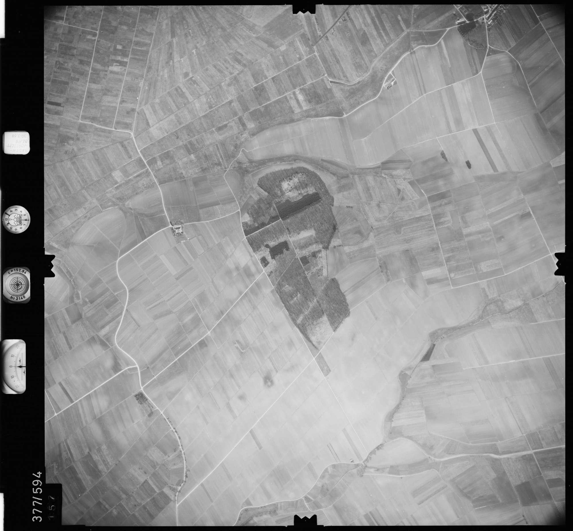 Luftbild: Film 27 Bildnr. 157, Bild 1