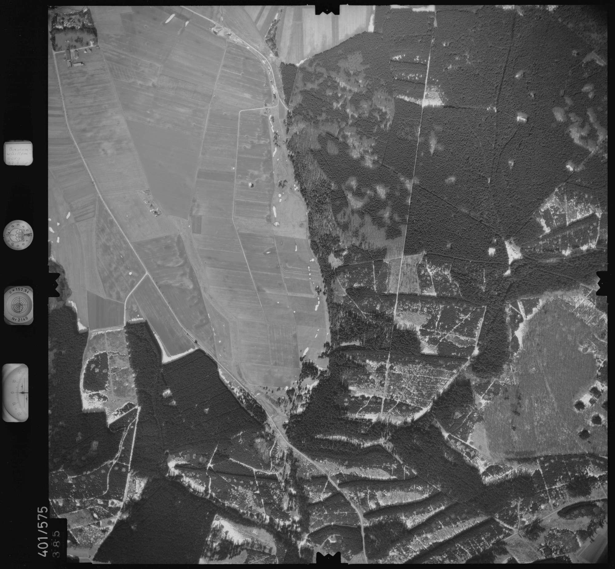 Luftbild: Film 10 Bildnr. 385, Bild 1