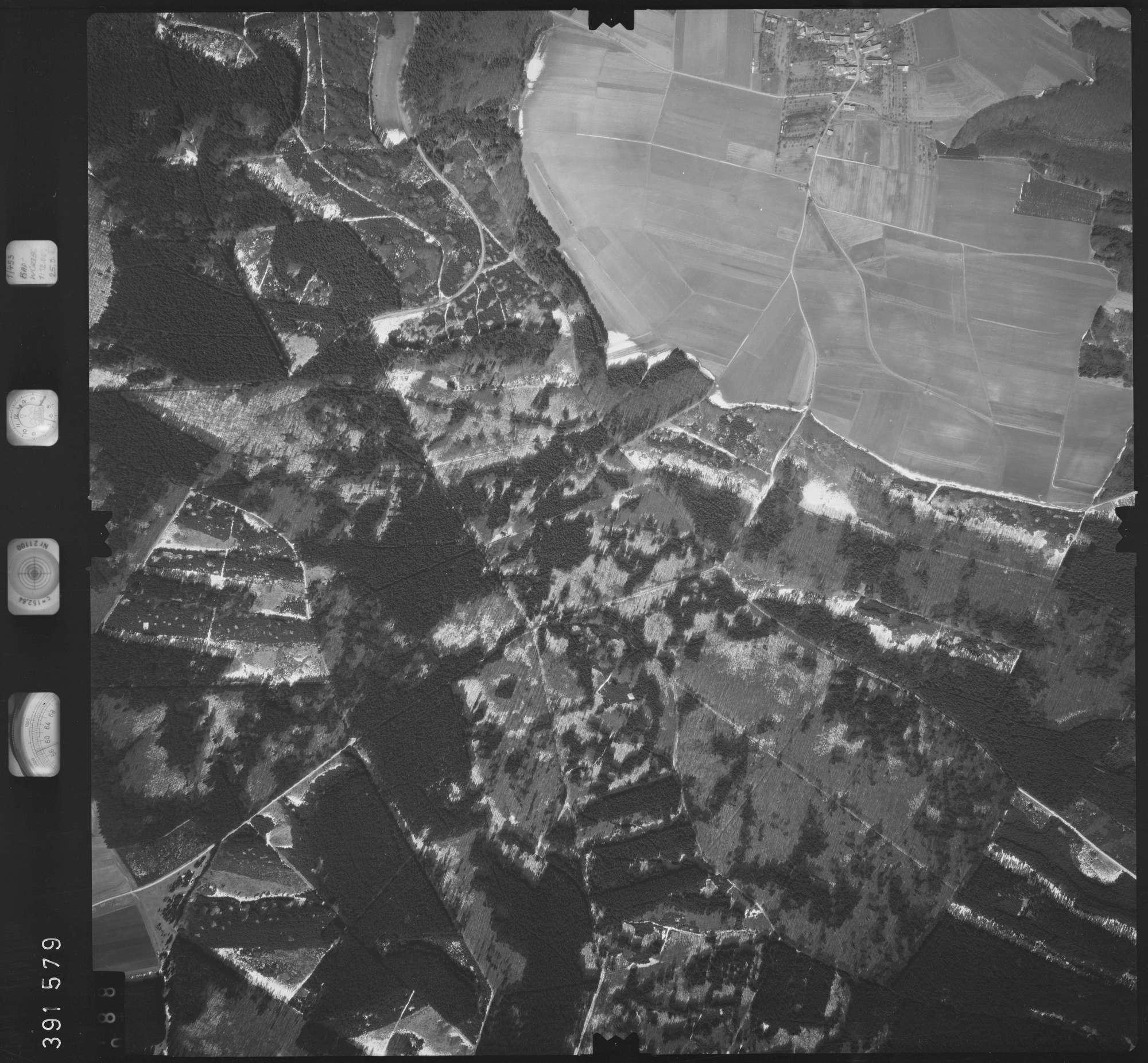 Luftbild: Film 22 Bildnr. 88, Bild 1