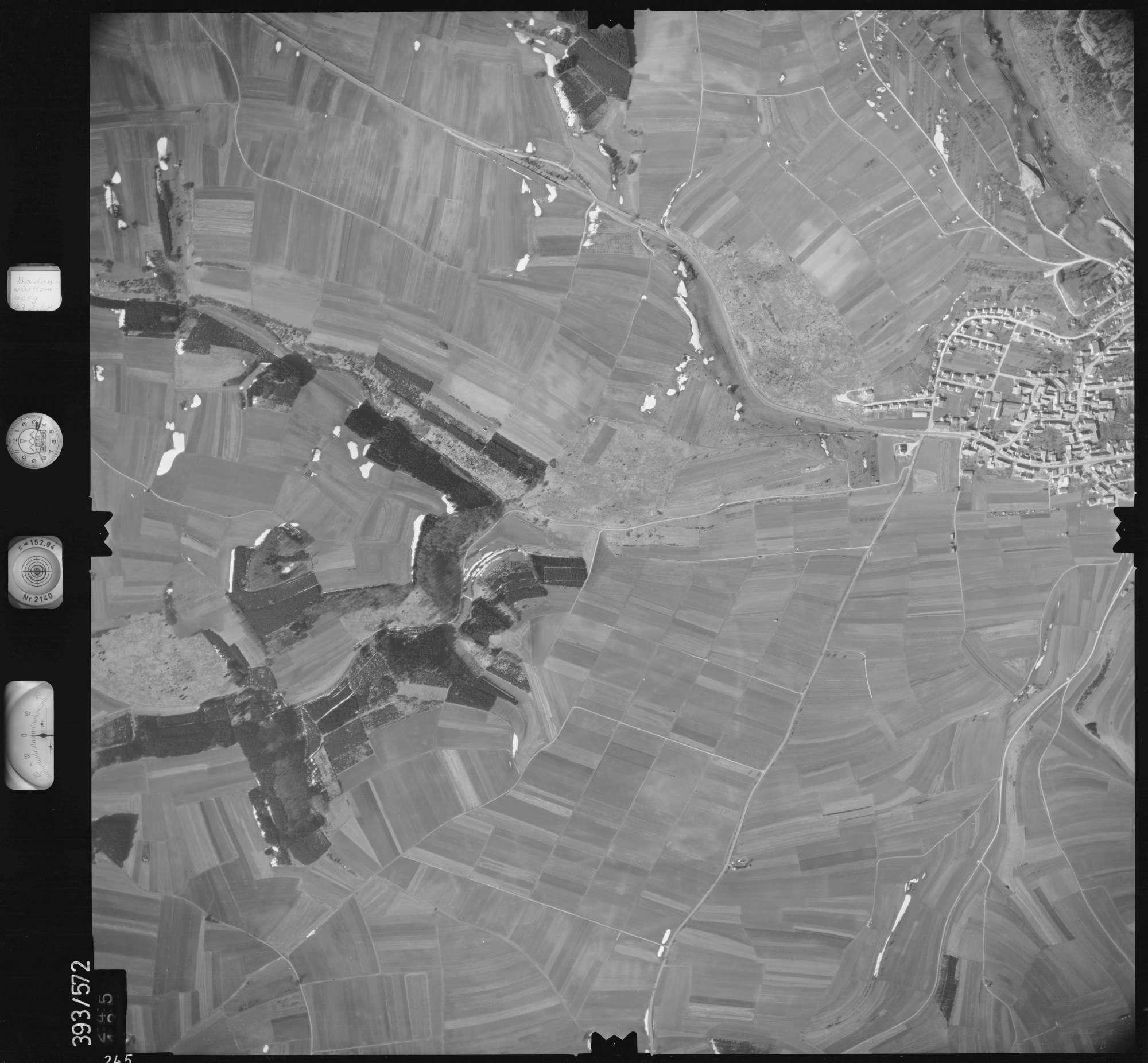 Luftbild: Film 24 Bildnr. 245, Bild 1