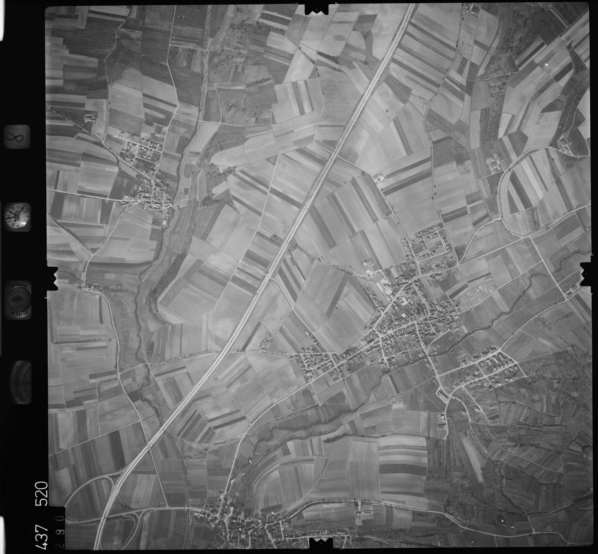 Luftbild: Film 8 Bildnr. 290, Bild 1