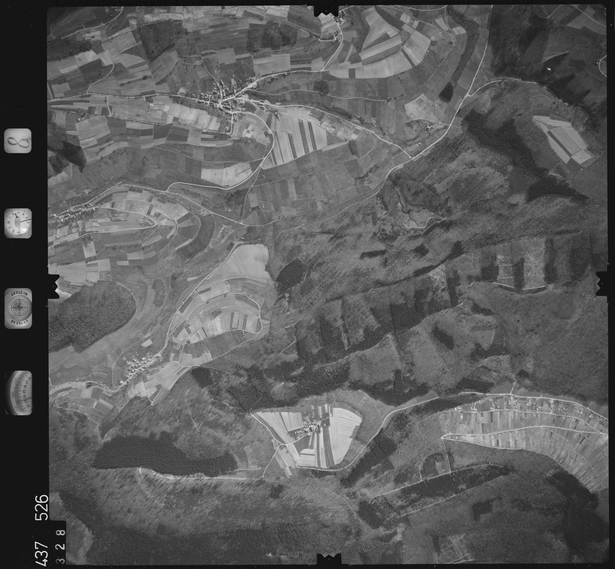 Luftbild: Film 8 Bildnr. 328, Bild 1