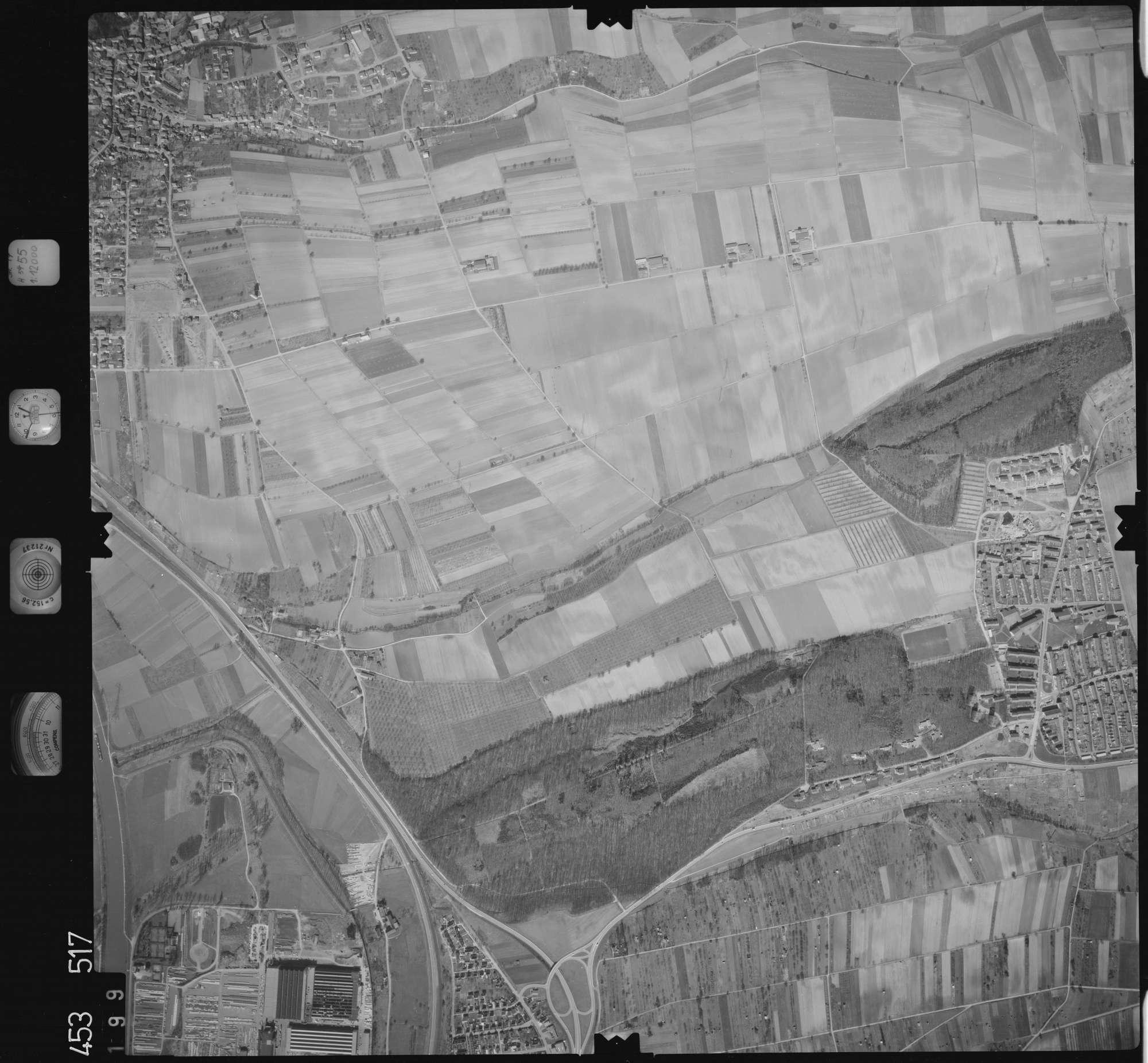 Luftbild: Film 16 Bildnr. 199, Bild 1
