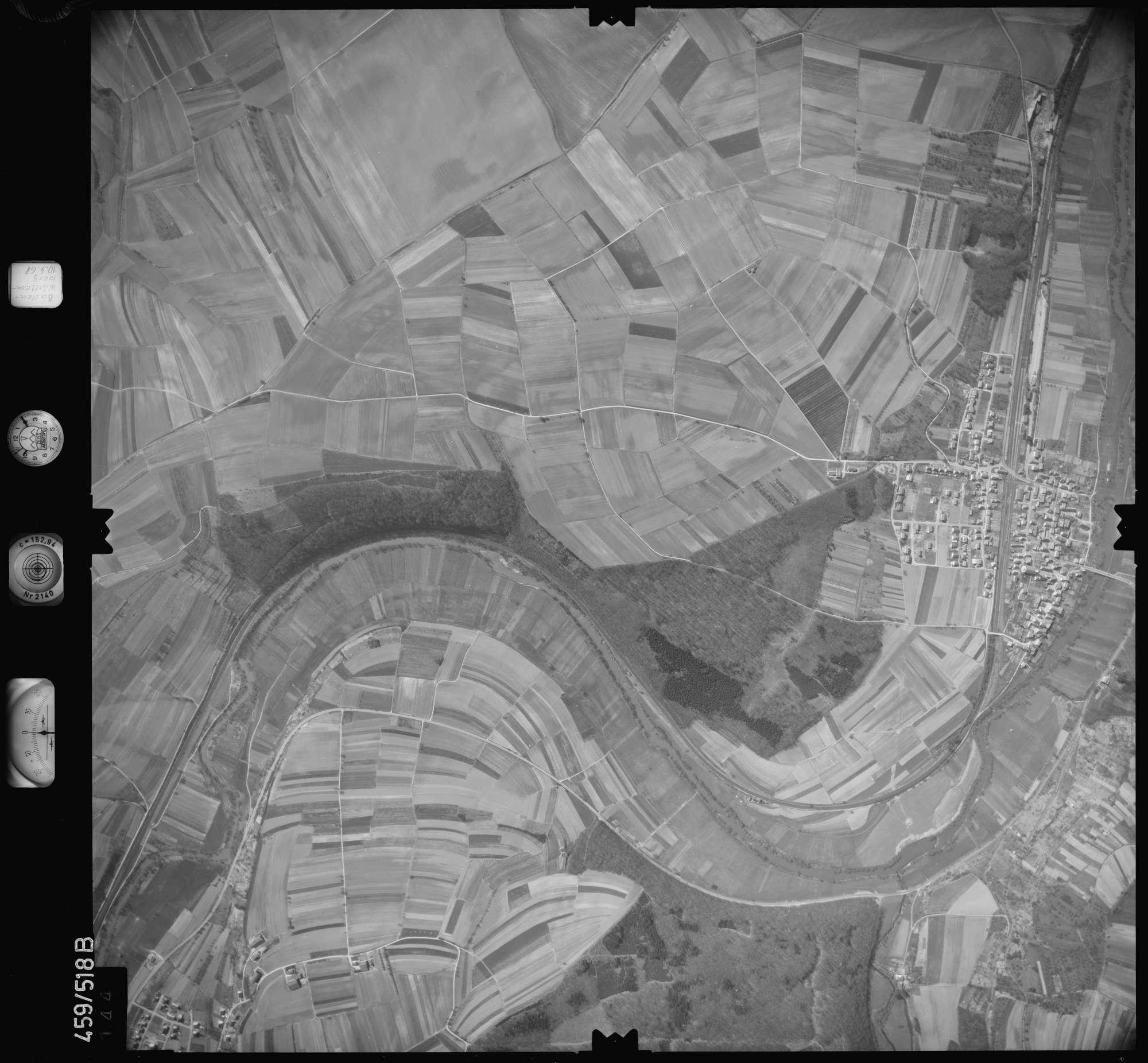 Luftbild: Film 103 Bildnr. 144, Bild 1