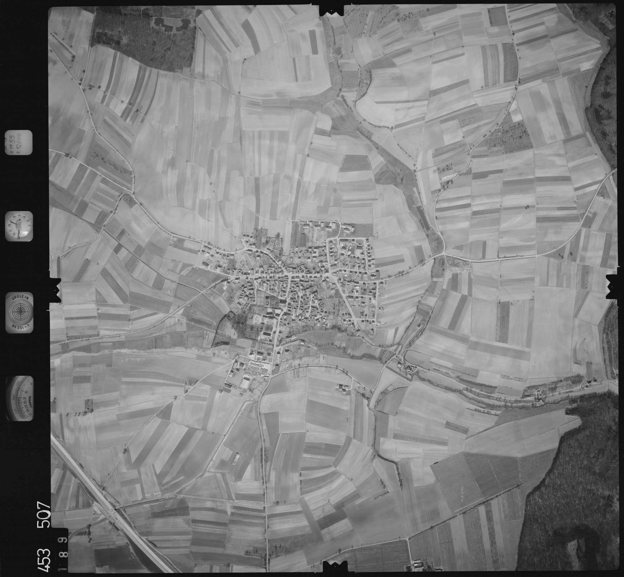 Luftbild: Film 16 Bildnr. 189, Bild 1