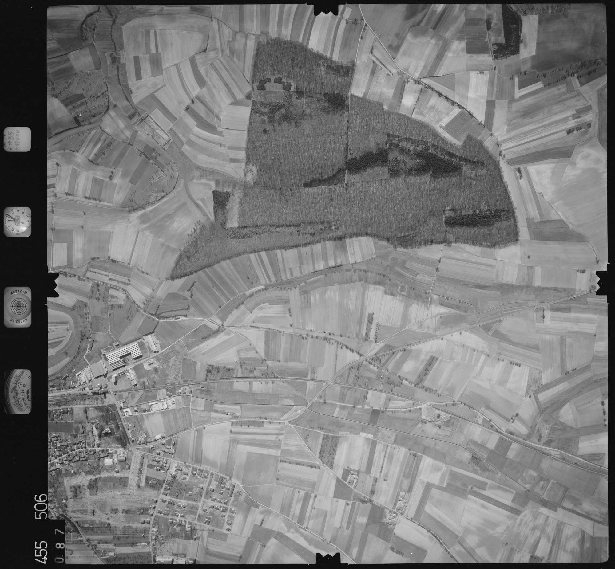 Luftbild: Film 17 Bildnr. 87, Bild 1