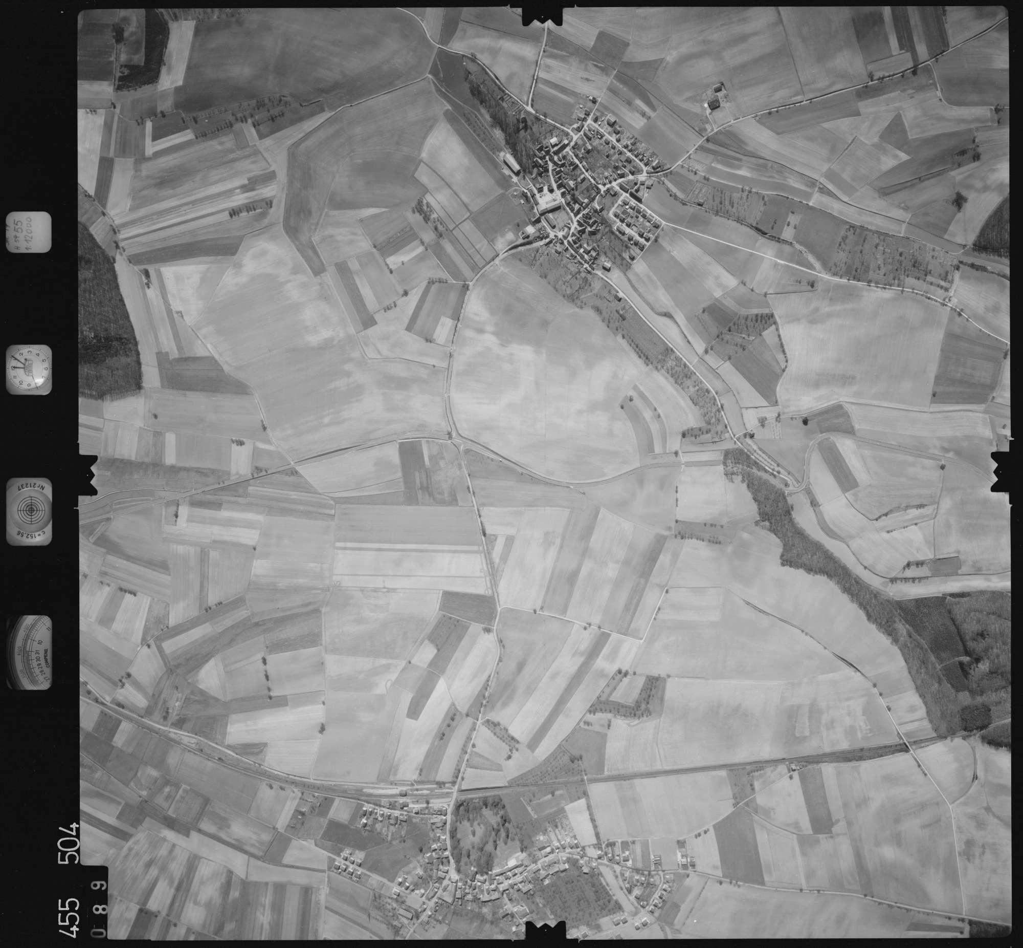 Luftbild: Film 17 Bildnr. 89, Bild 1