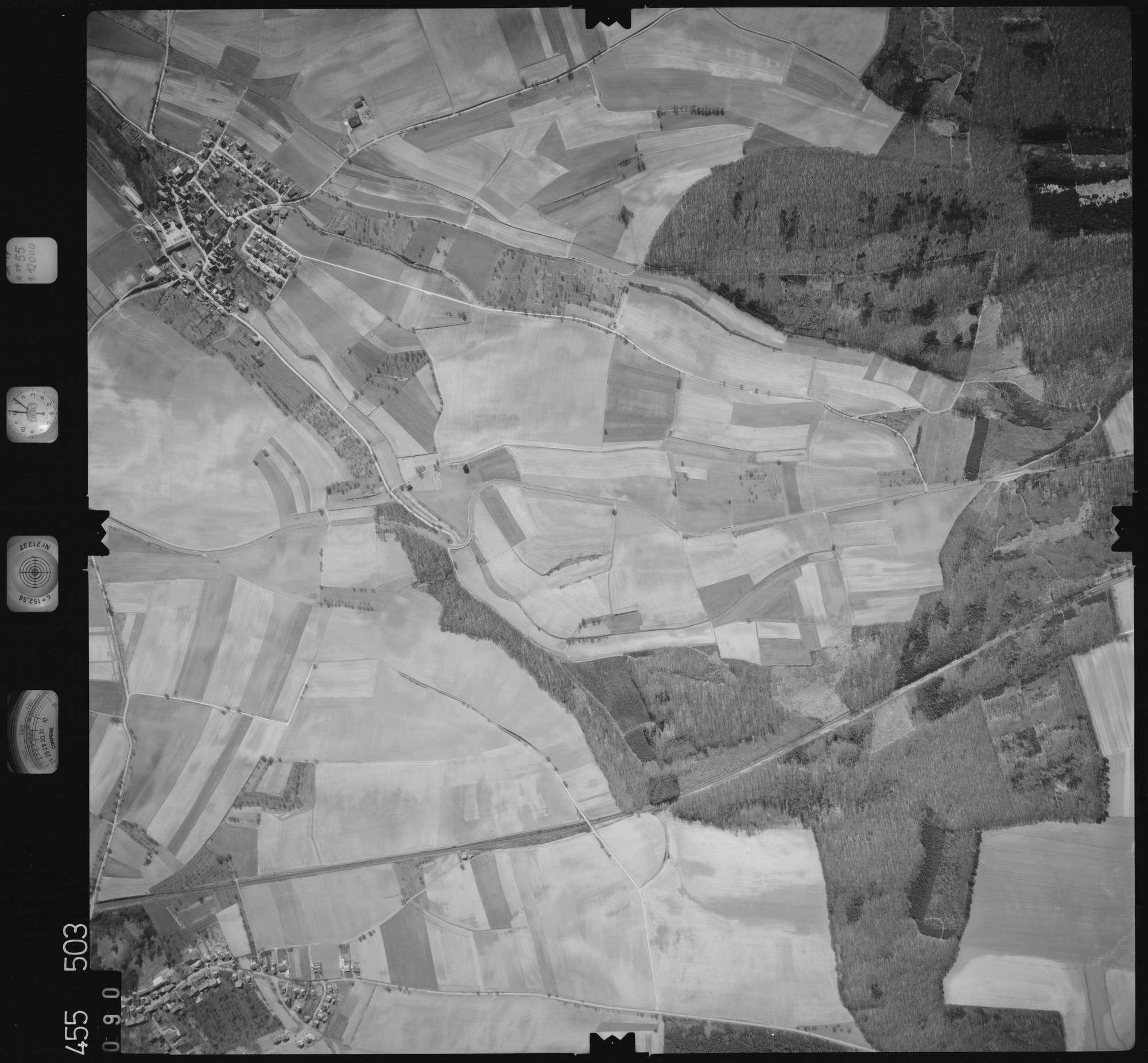 Luftbild: Film 17 Bildnr. 90, Bild 1