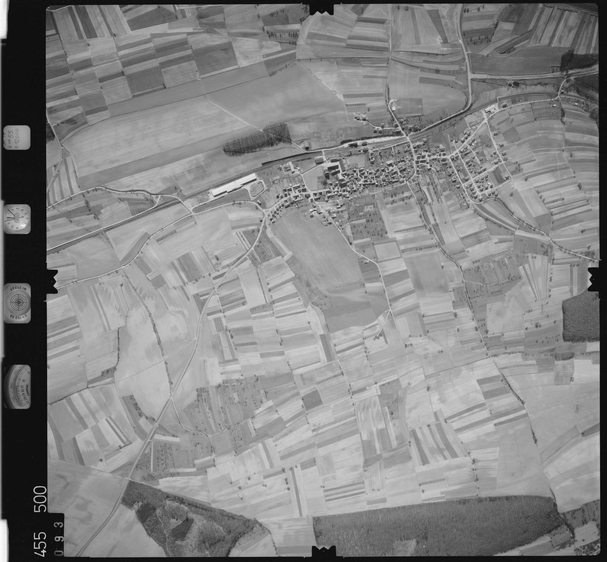 Luftbild: Film 17 Bildnr. 93, Bild 1
