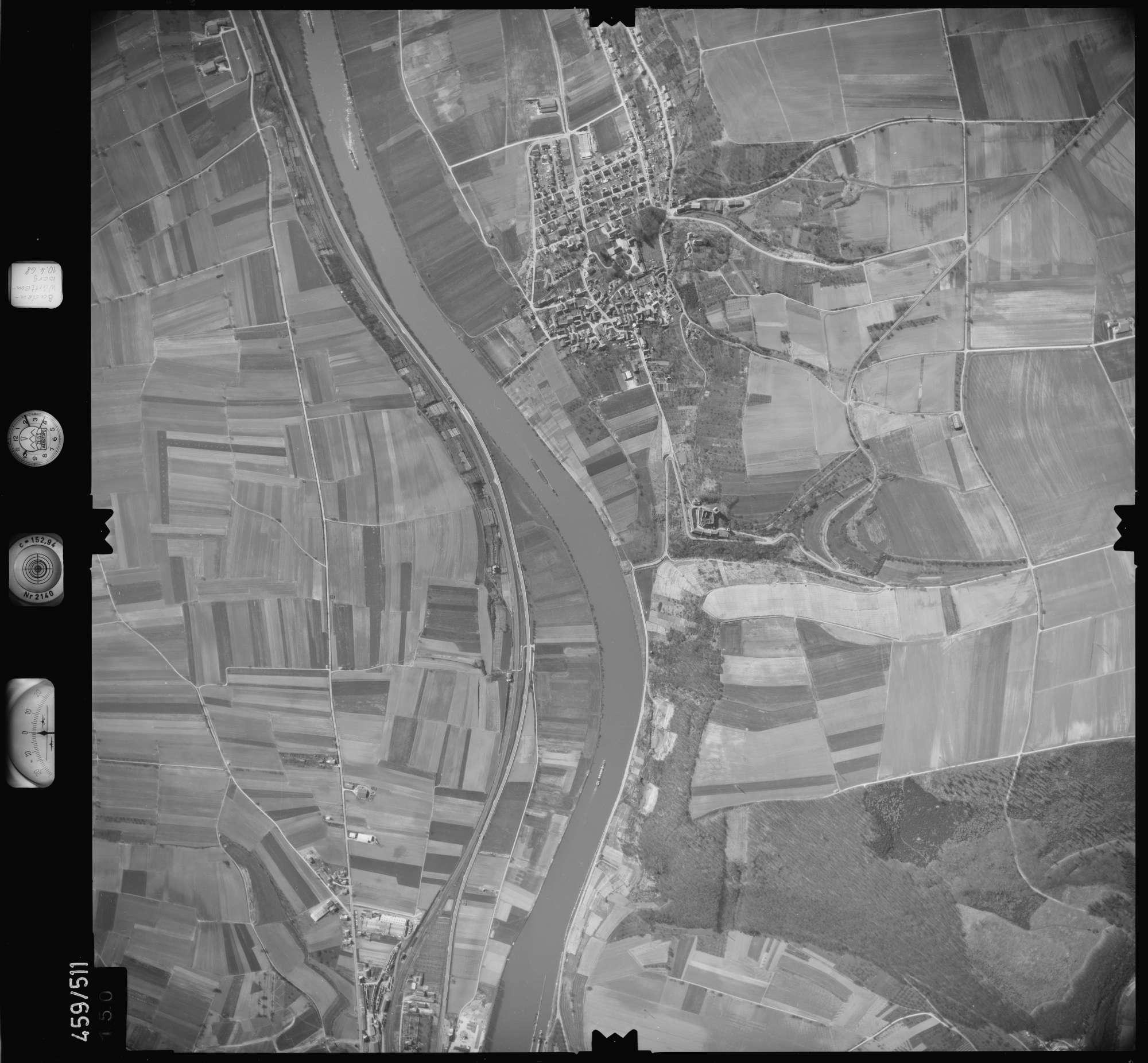 Luftbild: Film 103 Bildnr. 150, Bild 1
