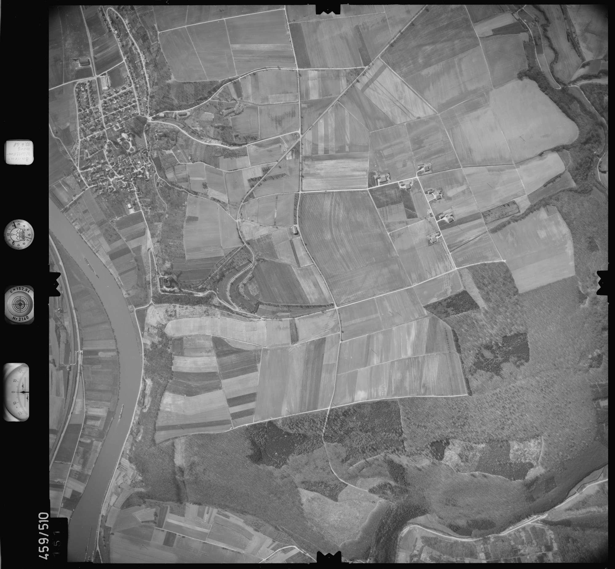 Luftbild: Film 103 Bildnr. 151, Bild 1