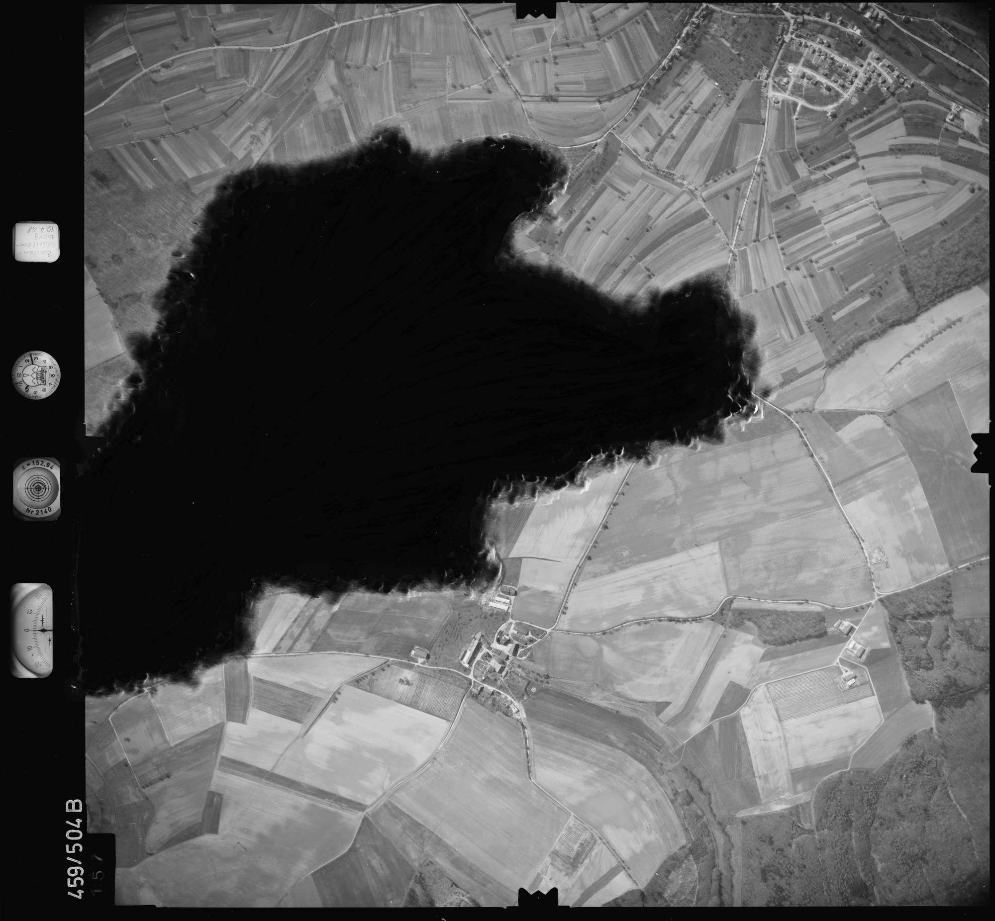 Luftbild: Film 103 Bildnr. 157, Bild 1