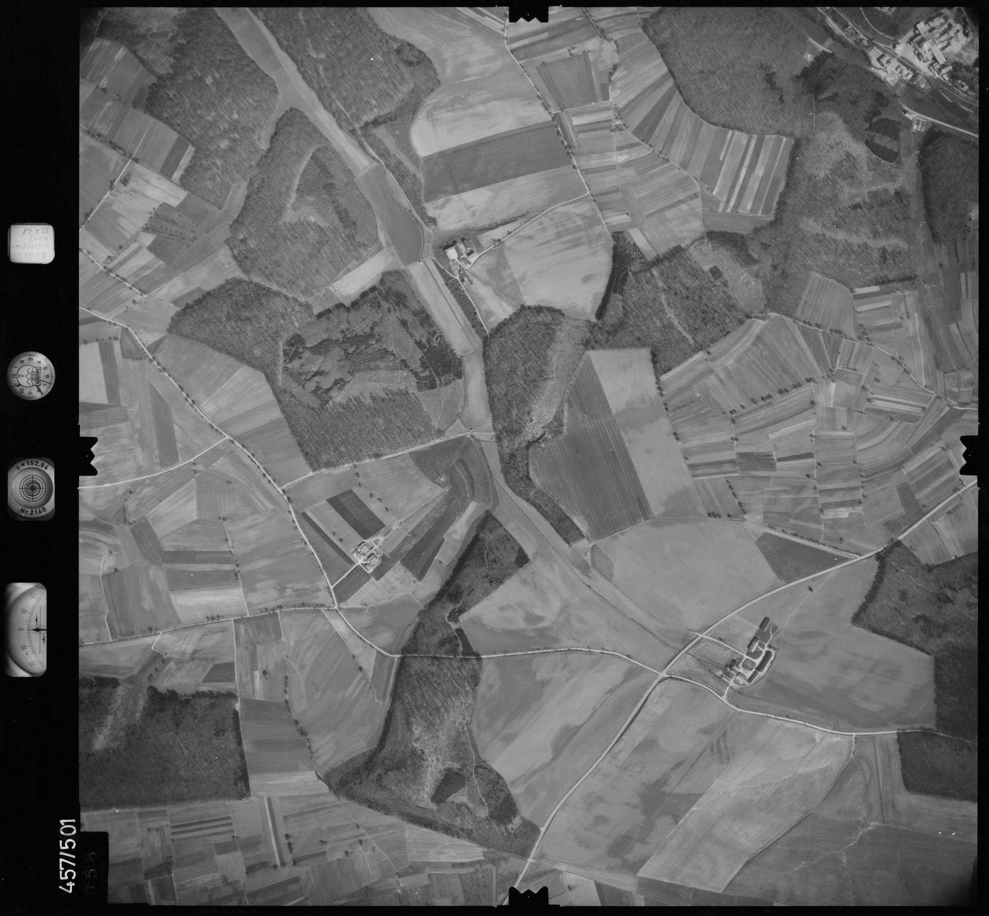 Luftbild: Film 104 Bildnr. 58, Bild 1