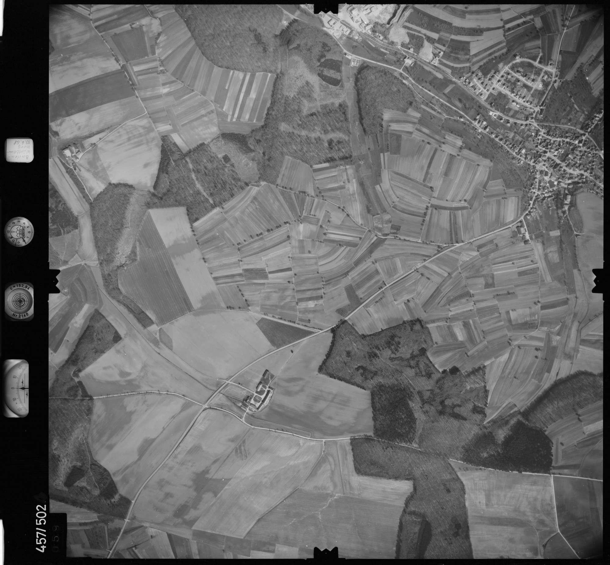 Luftbild: Film 104 Bildnr. 59, Bild 1