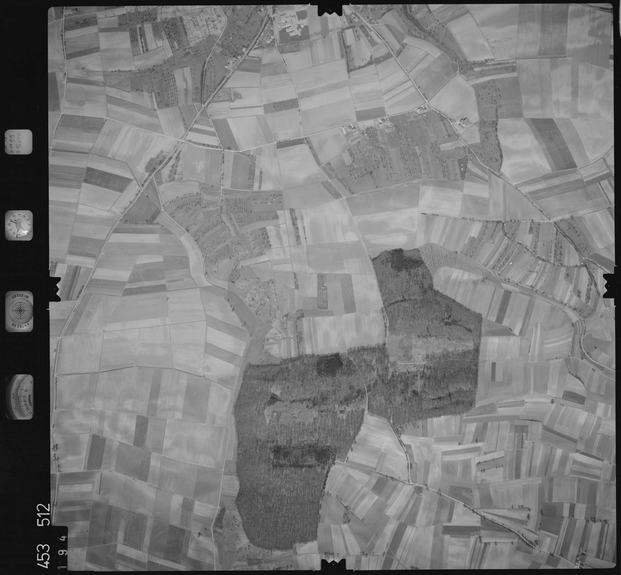 Luftbild: Film 16 Bildnr. 194, Bild 1