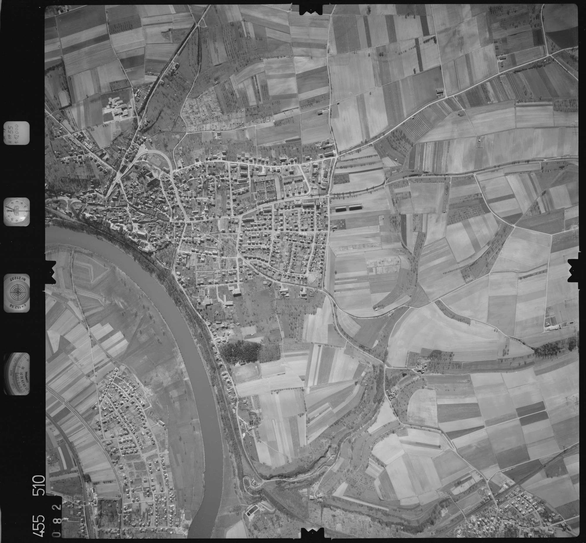 Luftbild: Film 17 Bildnr. 82, Bild 1