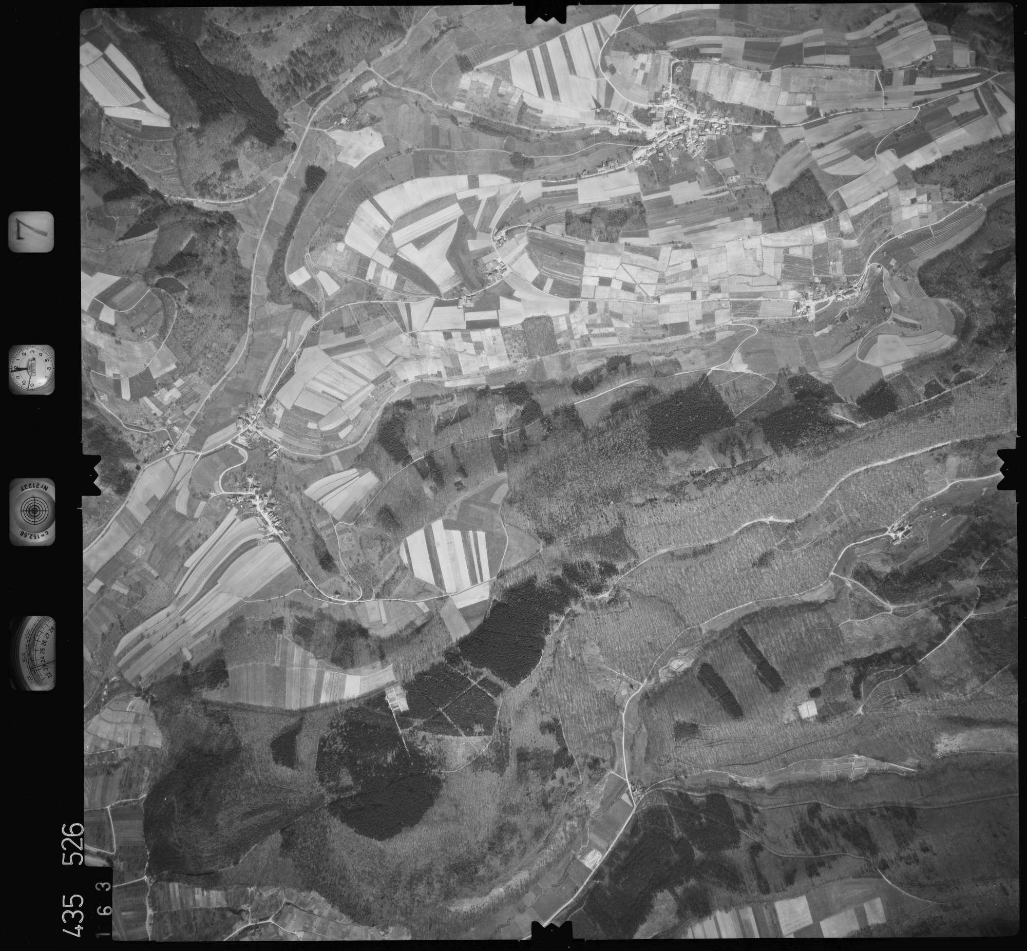 Luftbild: Film 7 Bildnr. 163, Bild 1