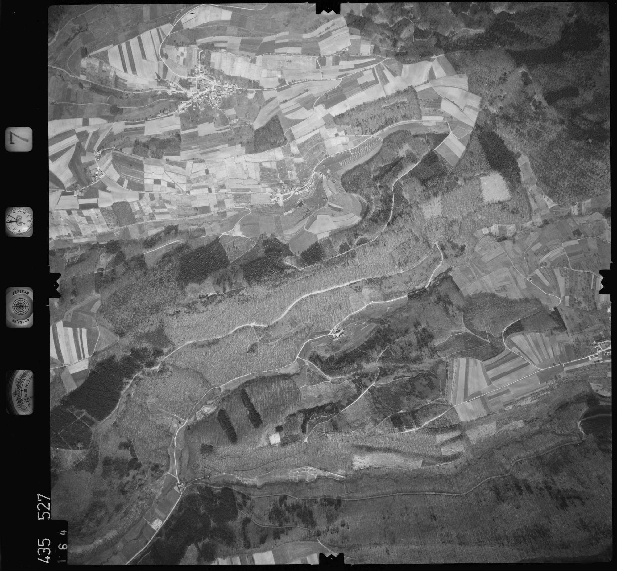 Luftbild: Film 7 Bildnr. 164, Bild 1