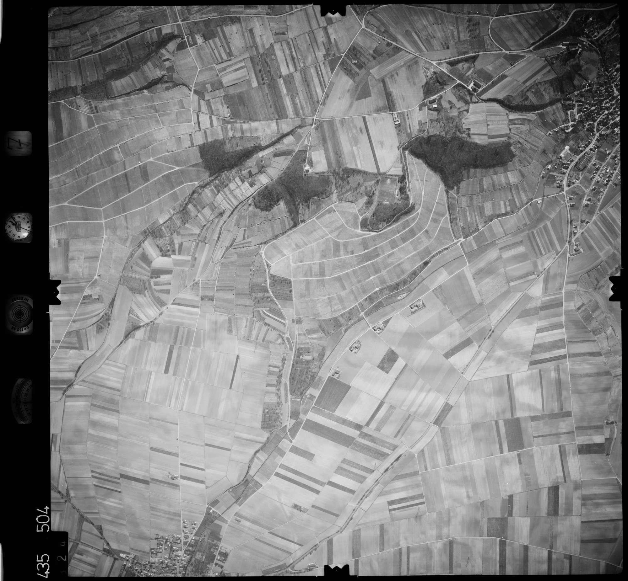 Luftbild: Film 7 Bildnr. 324, Bild 1