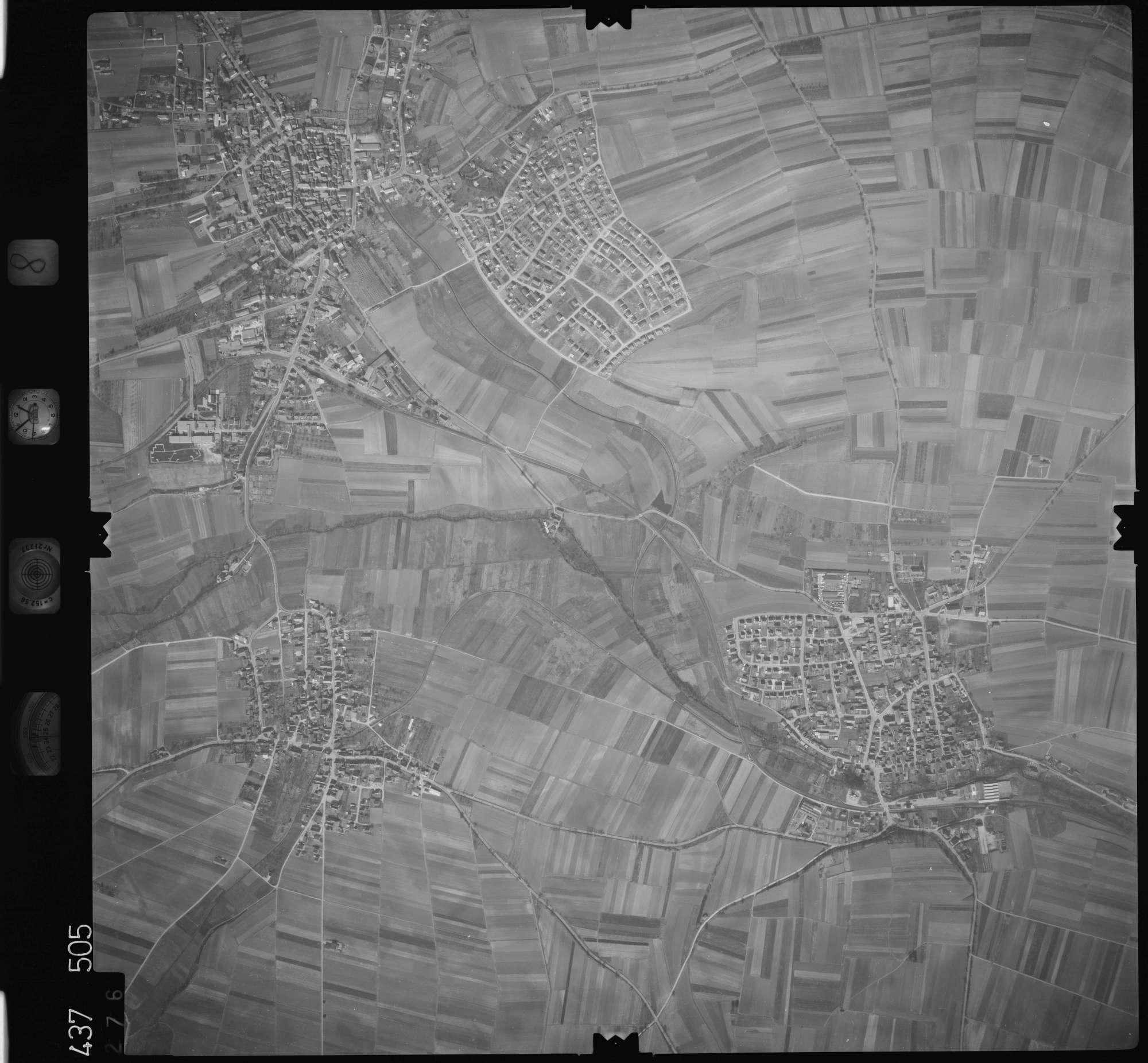 Luftbild: Film 8 Bildnr. 276, Bild 1