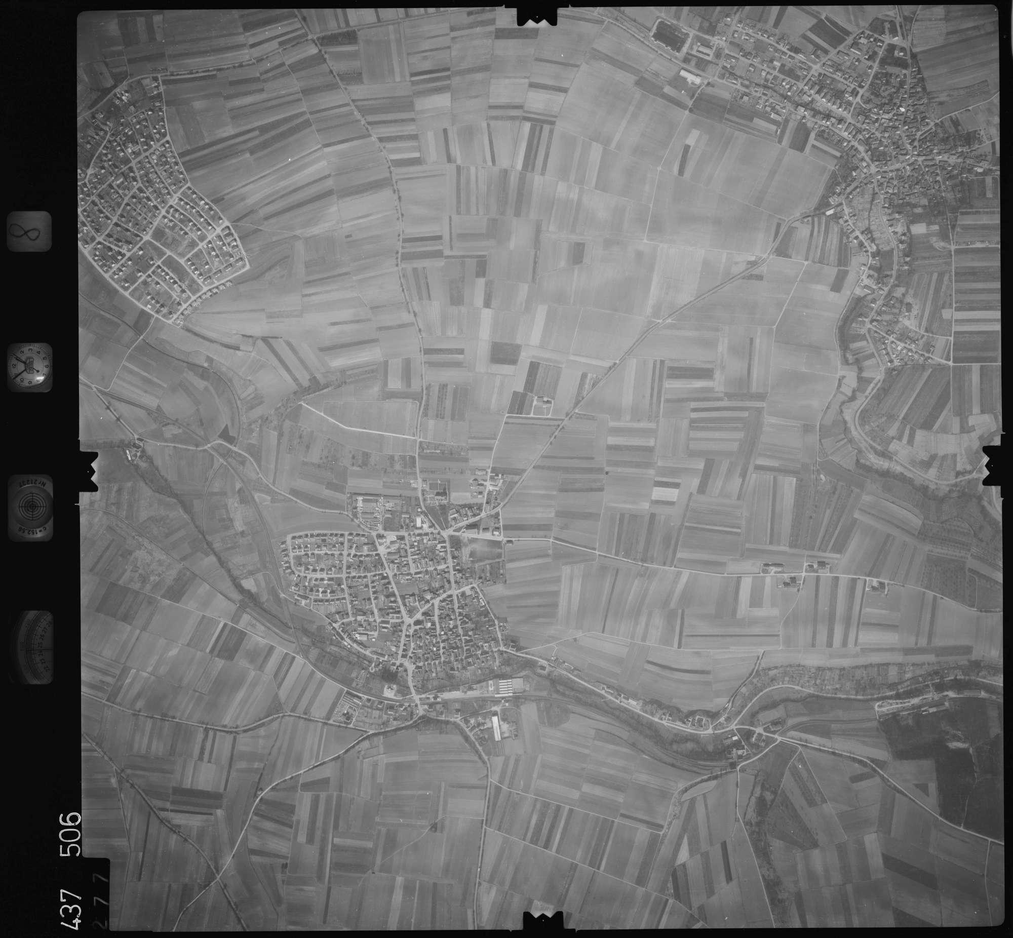Luftbild: Film 8 Bildnr. 277, Bild 1