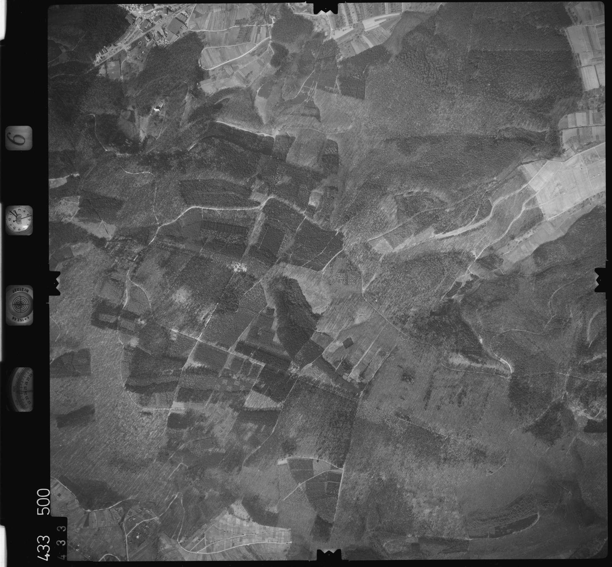 Luftbild: Film 6 Bildnr. 433, Bild 1