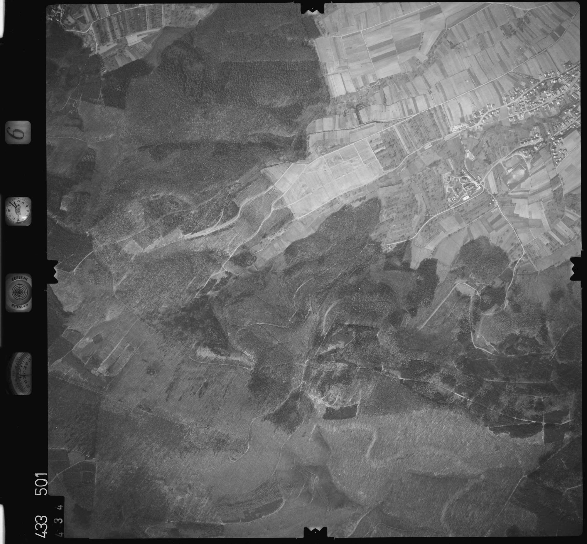 Luftbild: Film 6 Bildnr. 434, Bild 1